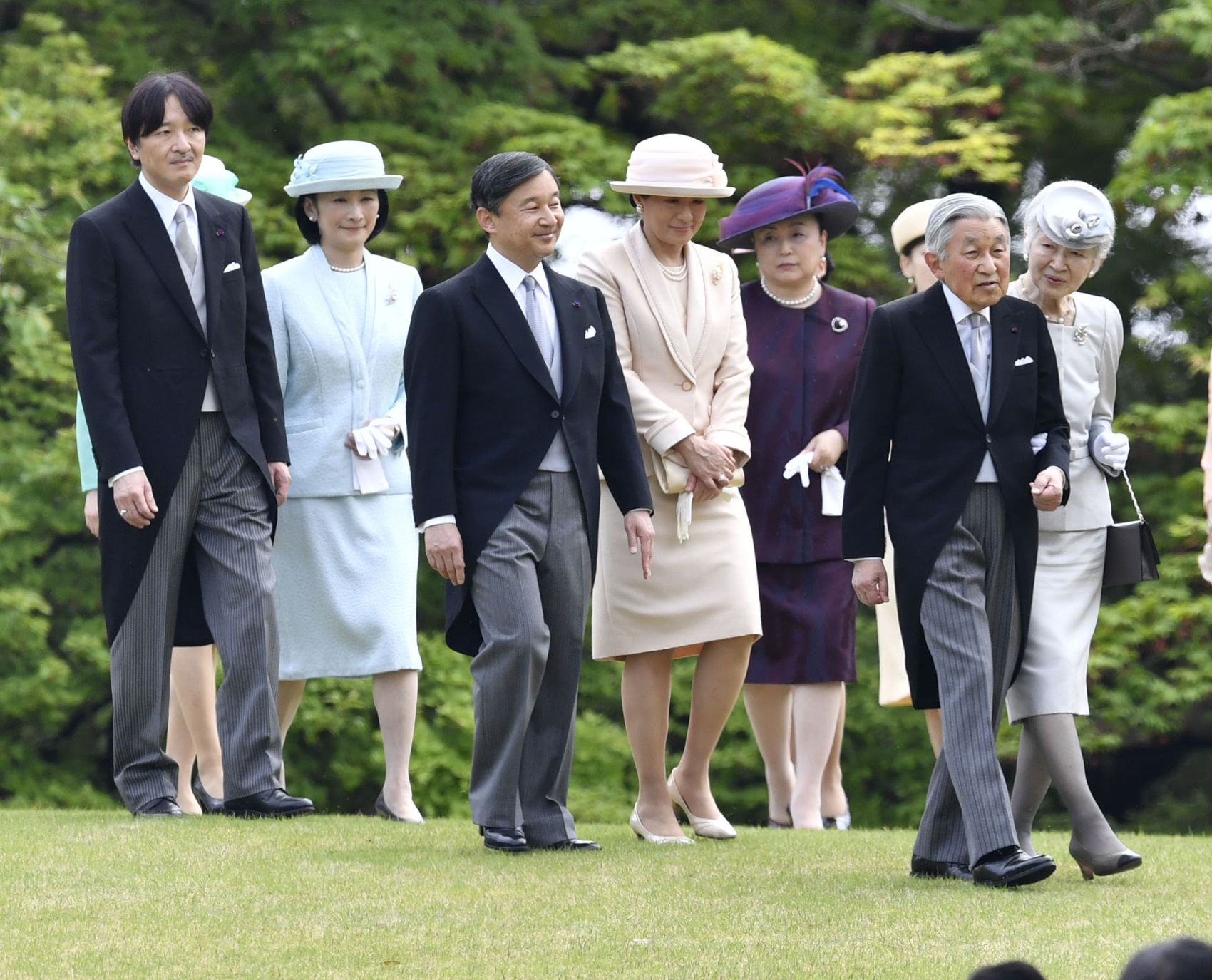 Japan's Prince Akishino Speaks for the First Time About the Postponement of Princess Mako's Nuptials