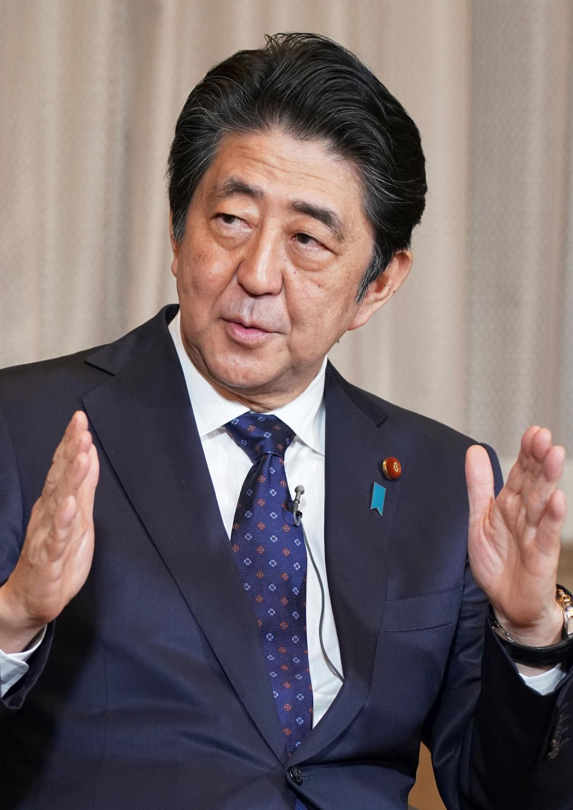 DIALOGUE   Abiding By International Rules Pays Off for Japan, says Prime Minister Abe