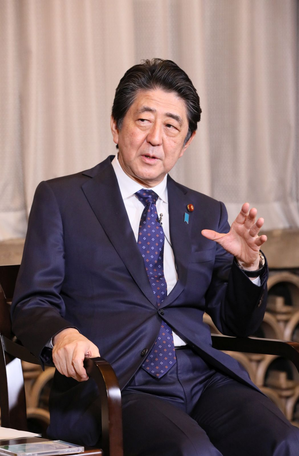 DIALOGUE | Prime Minister Shinzo Abe, Violinist Ryu Goto with Yoshiko Sakurai