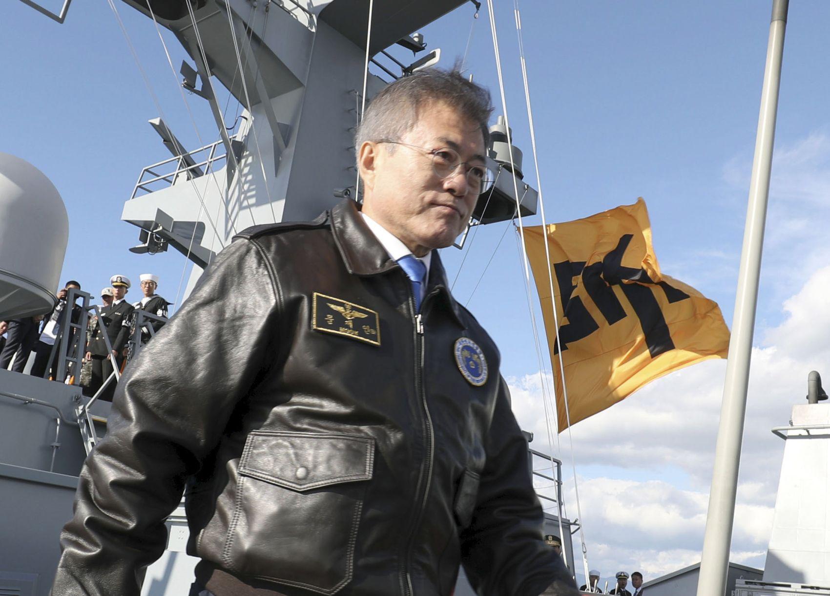 Japan-South Korea Tensions Grow Over Radar Lock-on Incident