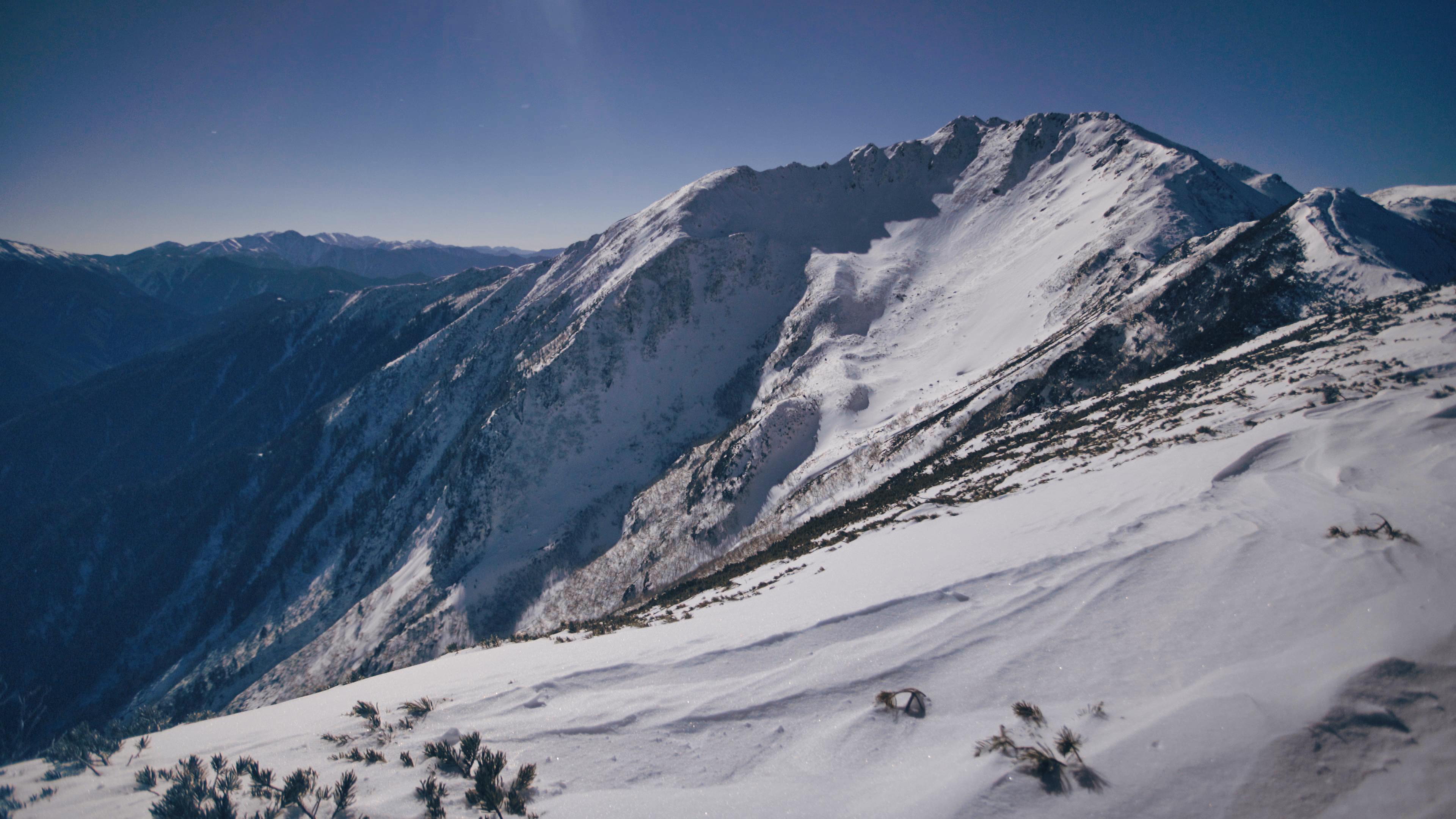 Wonder Mountain Southern Alps