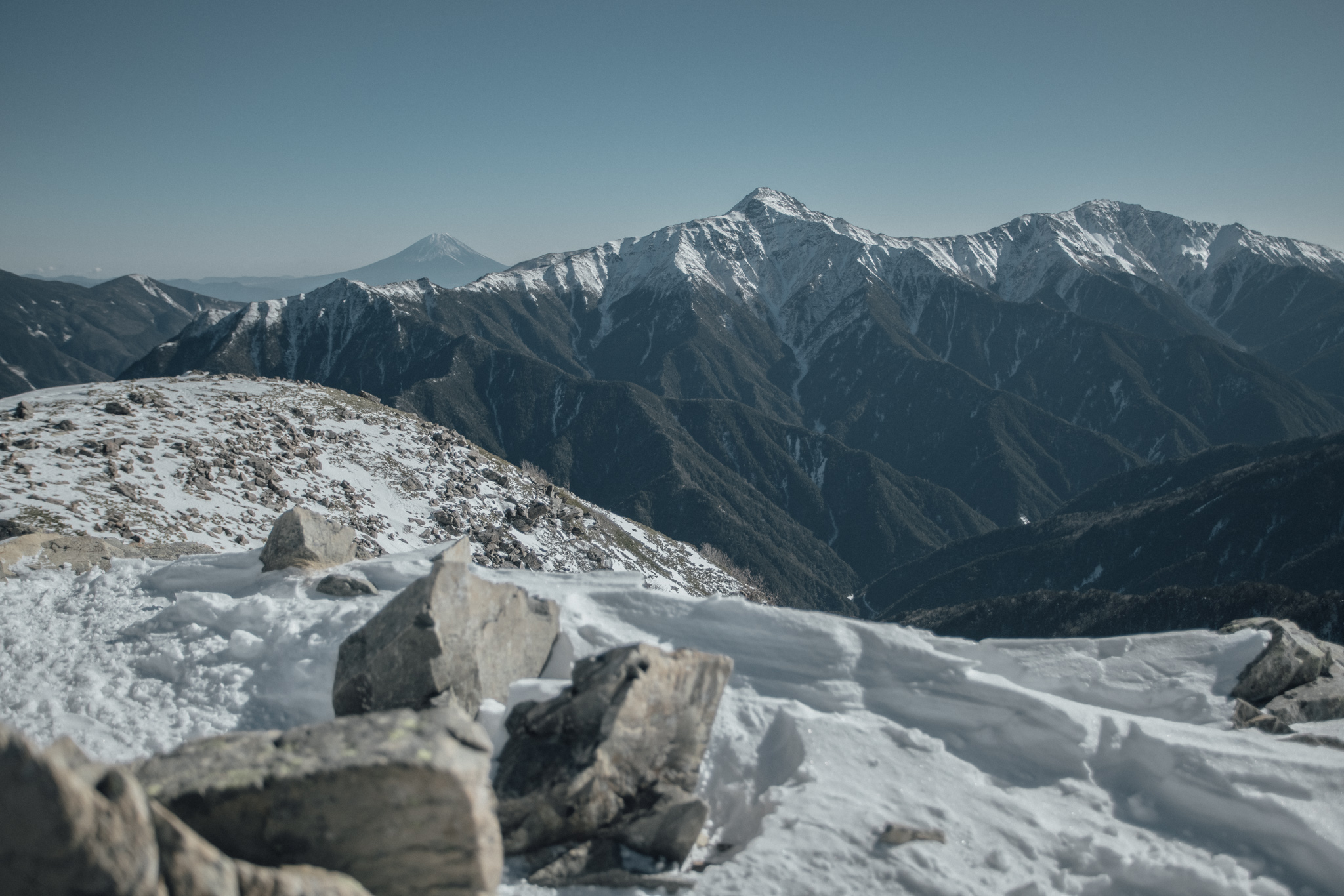 [Wonder Mountain] Winter in the Japanese Alps