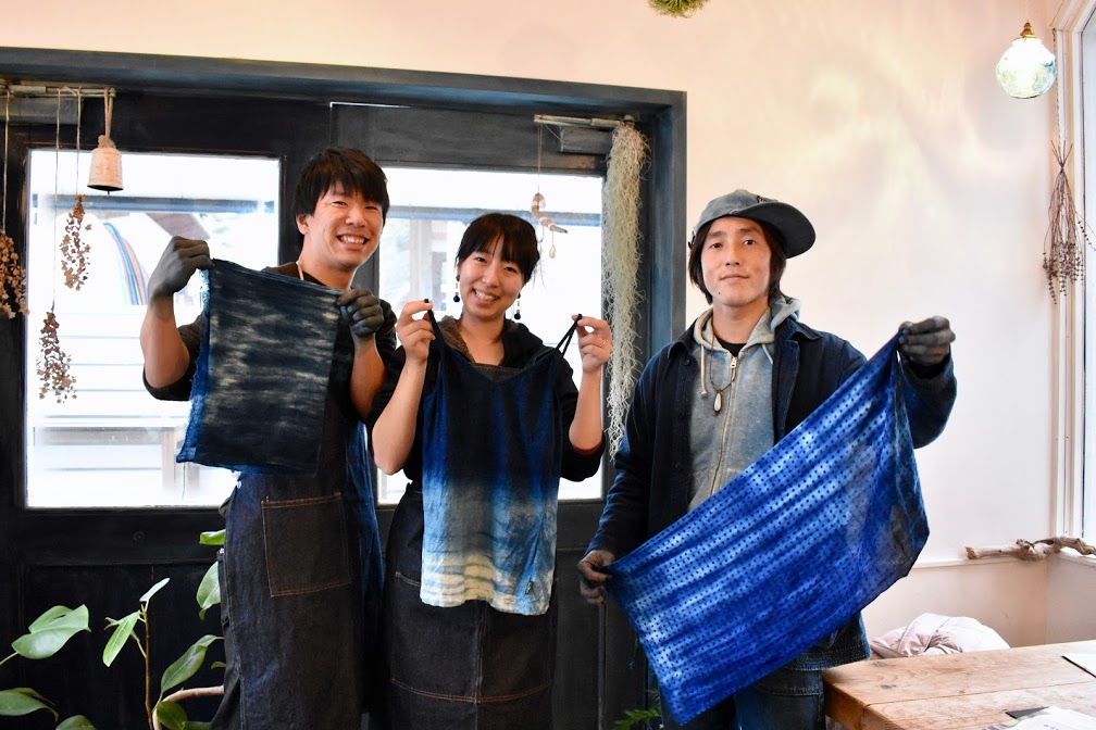 JAPAN BLUE – Bringing Tradition Closer to Everyday Life