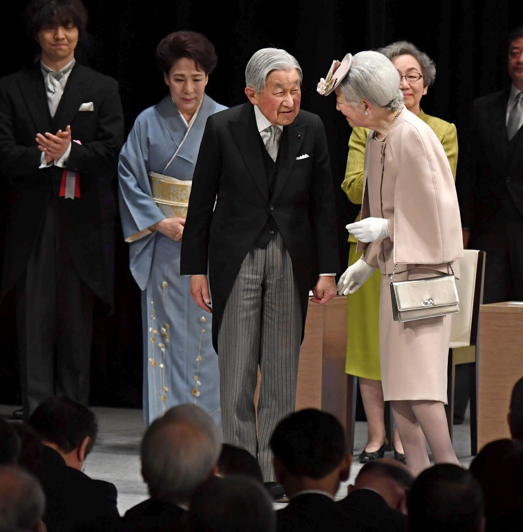 'Deeply Grateful': Emperor Akihito Marks 30th Year of His Reign