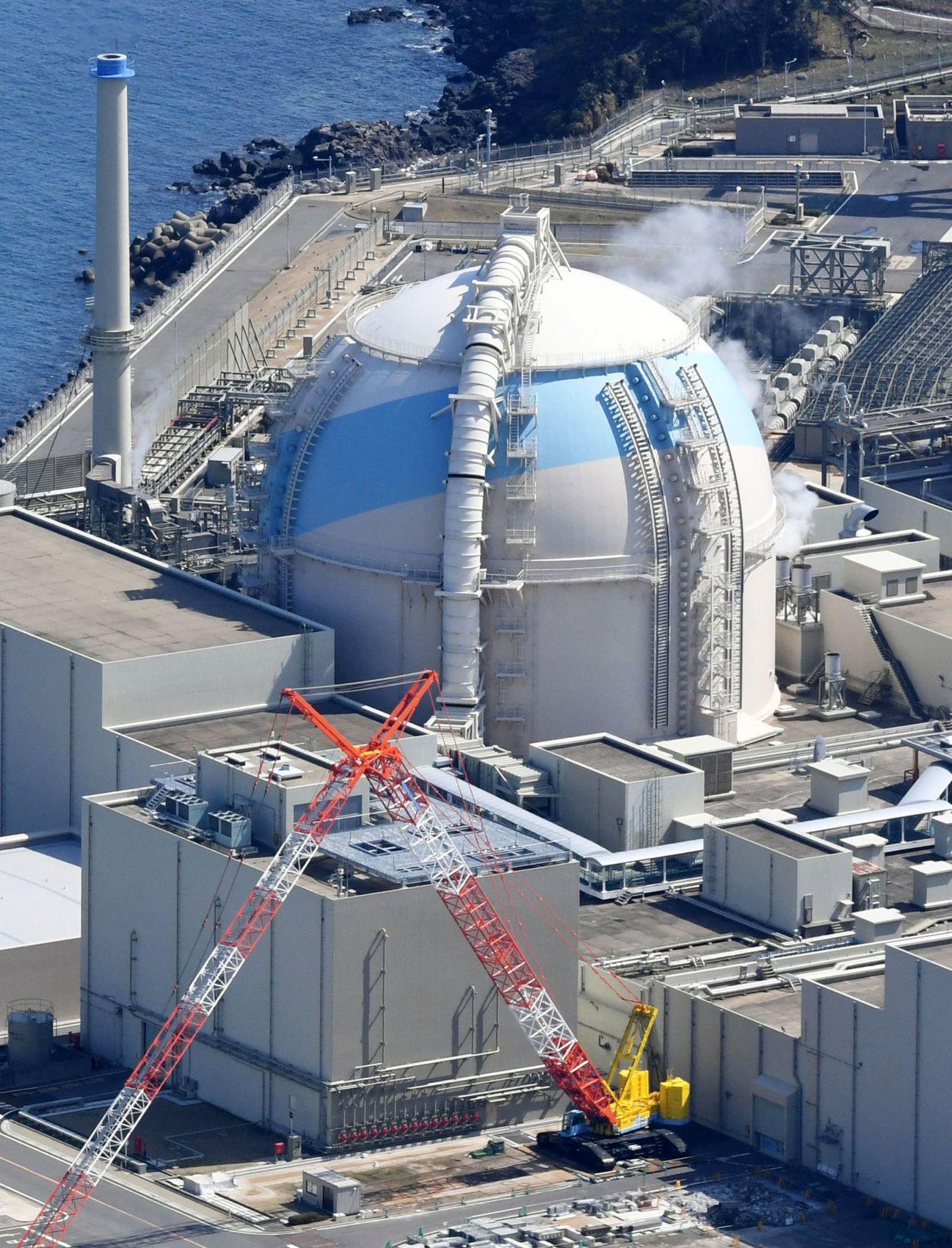 Japan Nuclear Power Plant 004
