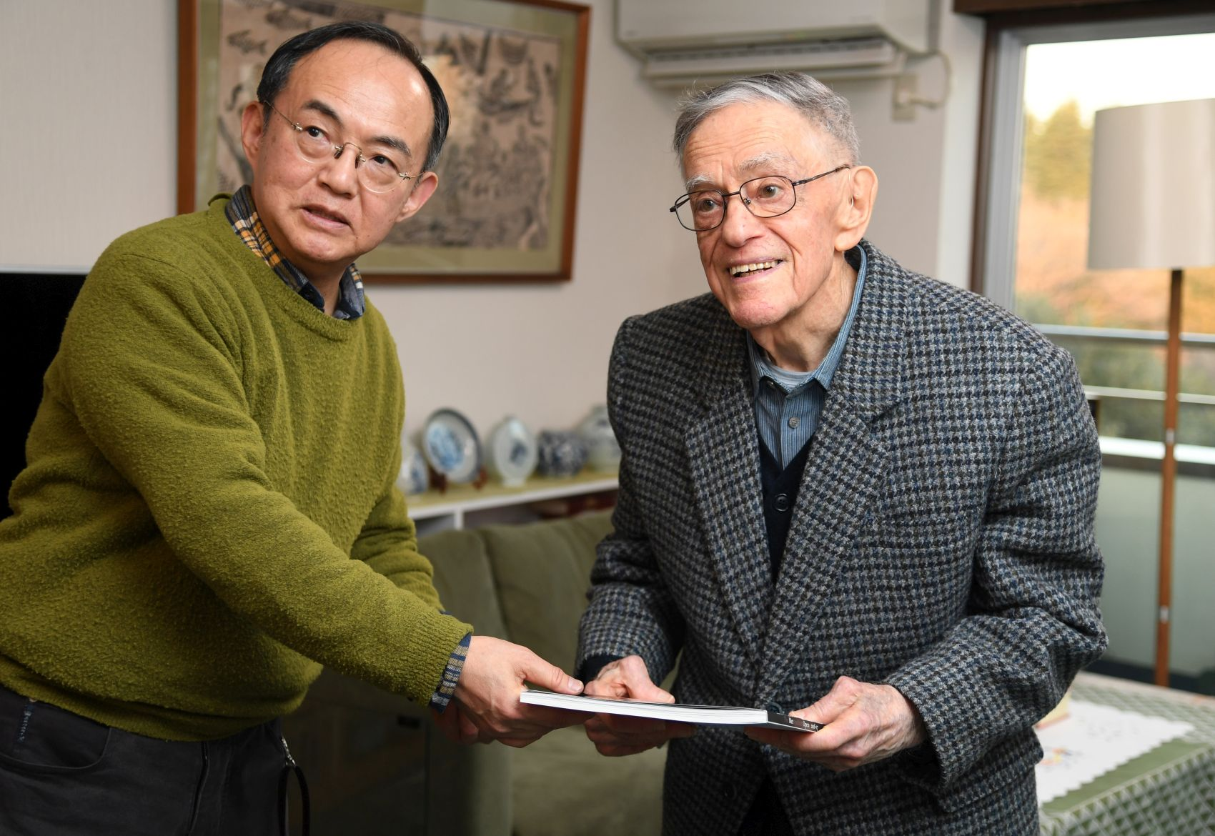 Donald Keene, 96, and His 'Special Karmic Connection' to Japan and Its People