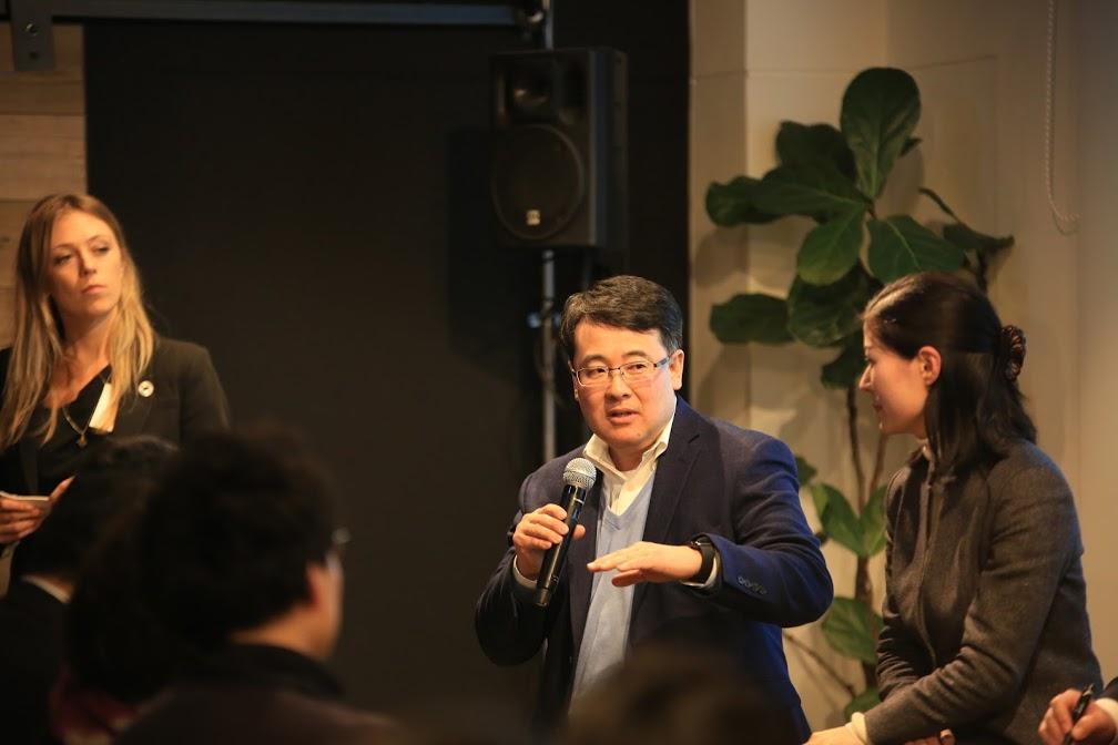 Eric Kawabata Closing The Loop Social Innovation Japan