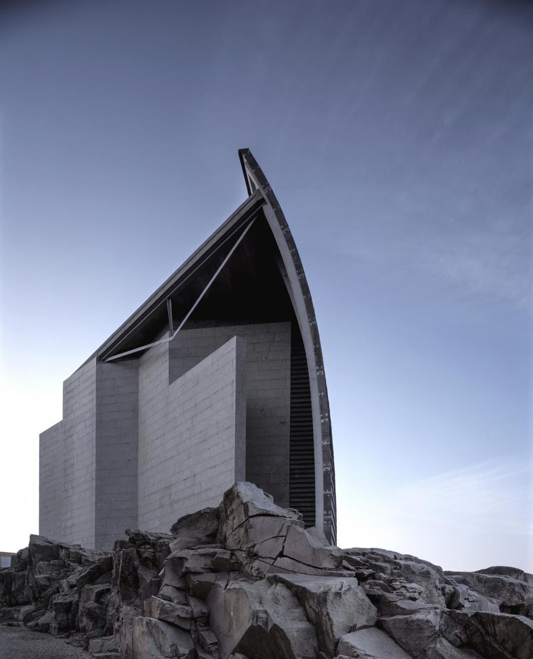 Domus: La Casa del Hombre 1993-1995, Photo courtesy of Hisao Suzuki