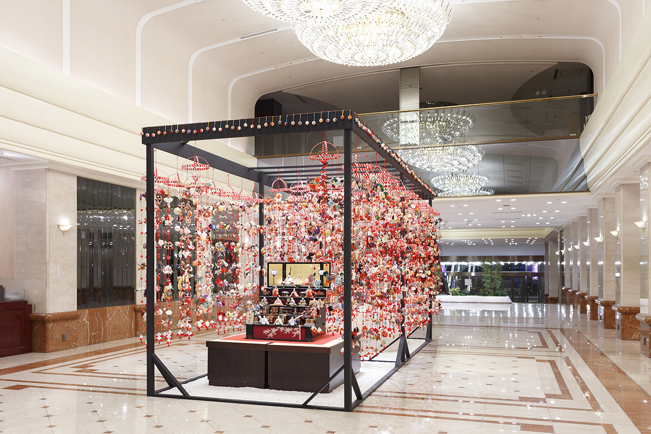 [Hidden Wonders of Japan] Keio Plaza Hotel Marks Hinamatsuri by Celebrating the Culture of Tea Ceremony