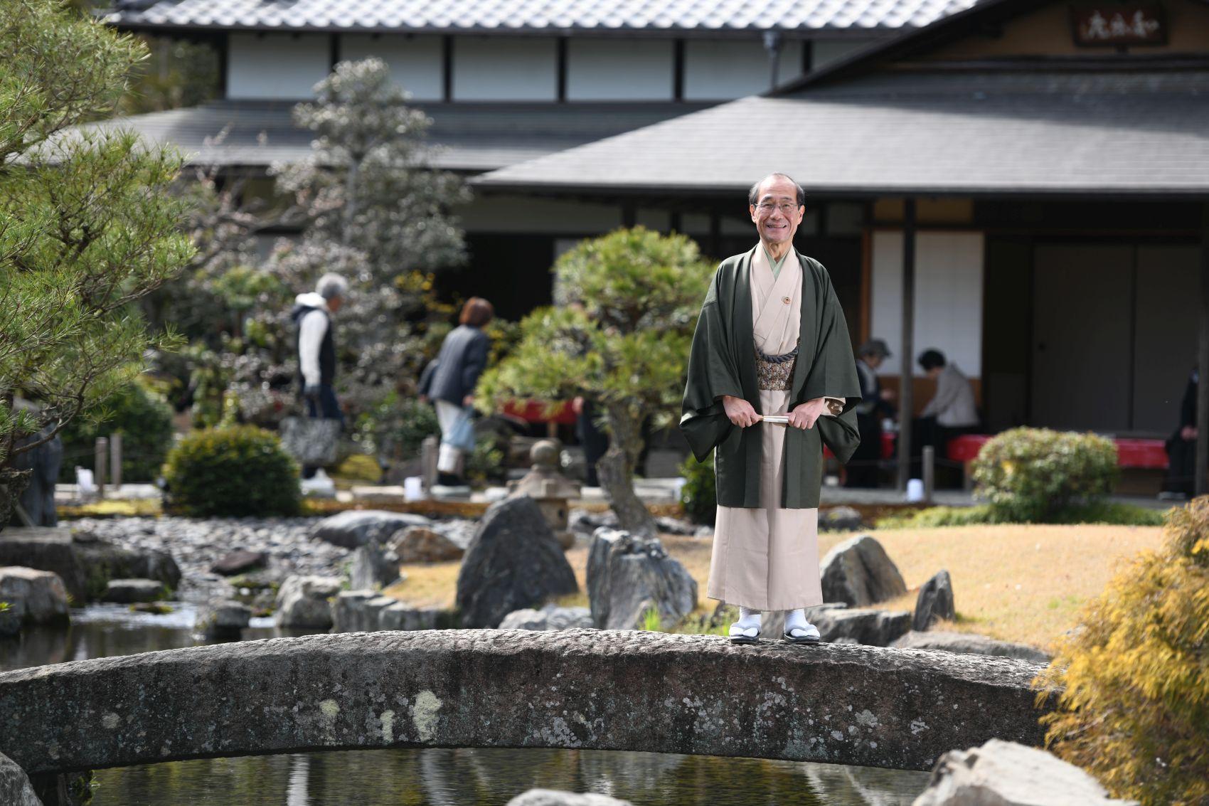 Japan Interview Kyoto Mayor DAISAKU KADOKAWA 001