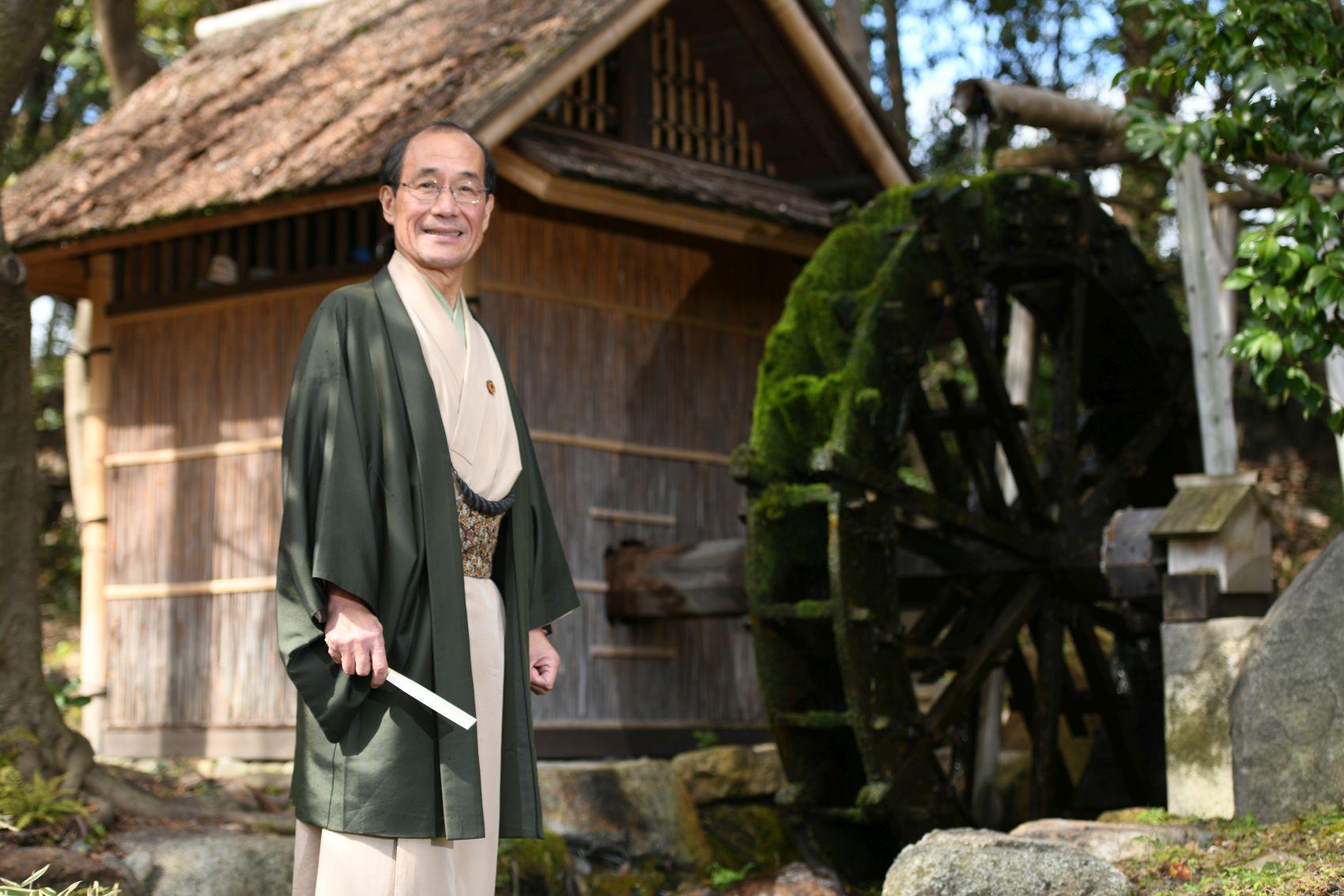 Japan Interview Kyoto Mayor DAISAKU KADOKAWA 002