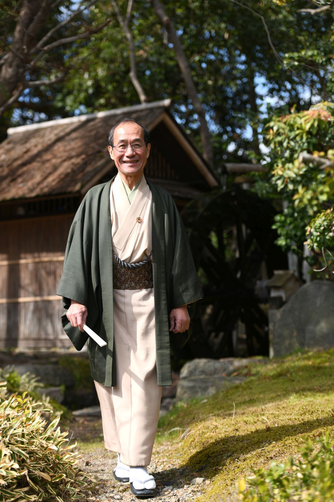 Japan Interview Kyoto Mayor DAISAKU KADOKAWA 003