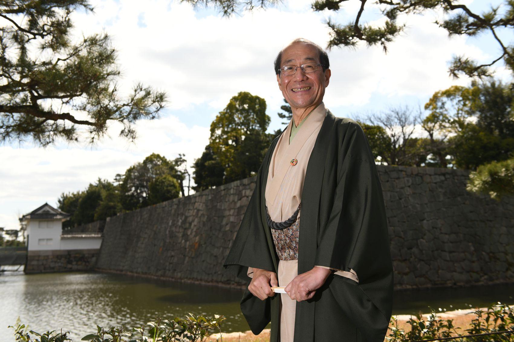 Japan Interview Kyoto Mayor DAISAKU KADOKAWA 004