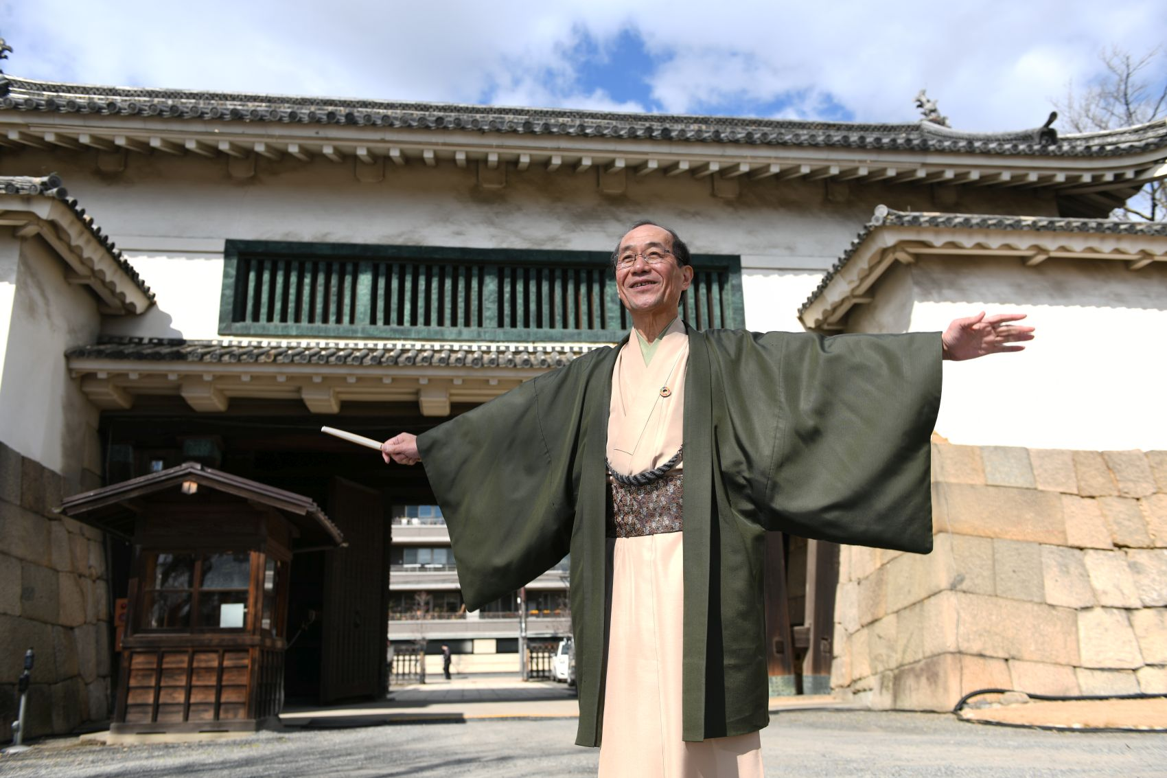 Japan Interview Kyoto Mayor DAISAKU KADOKAWA 009