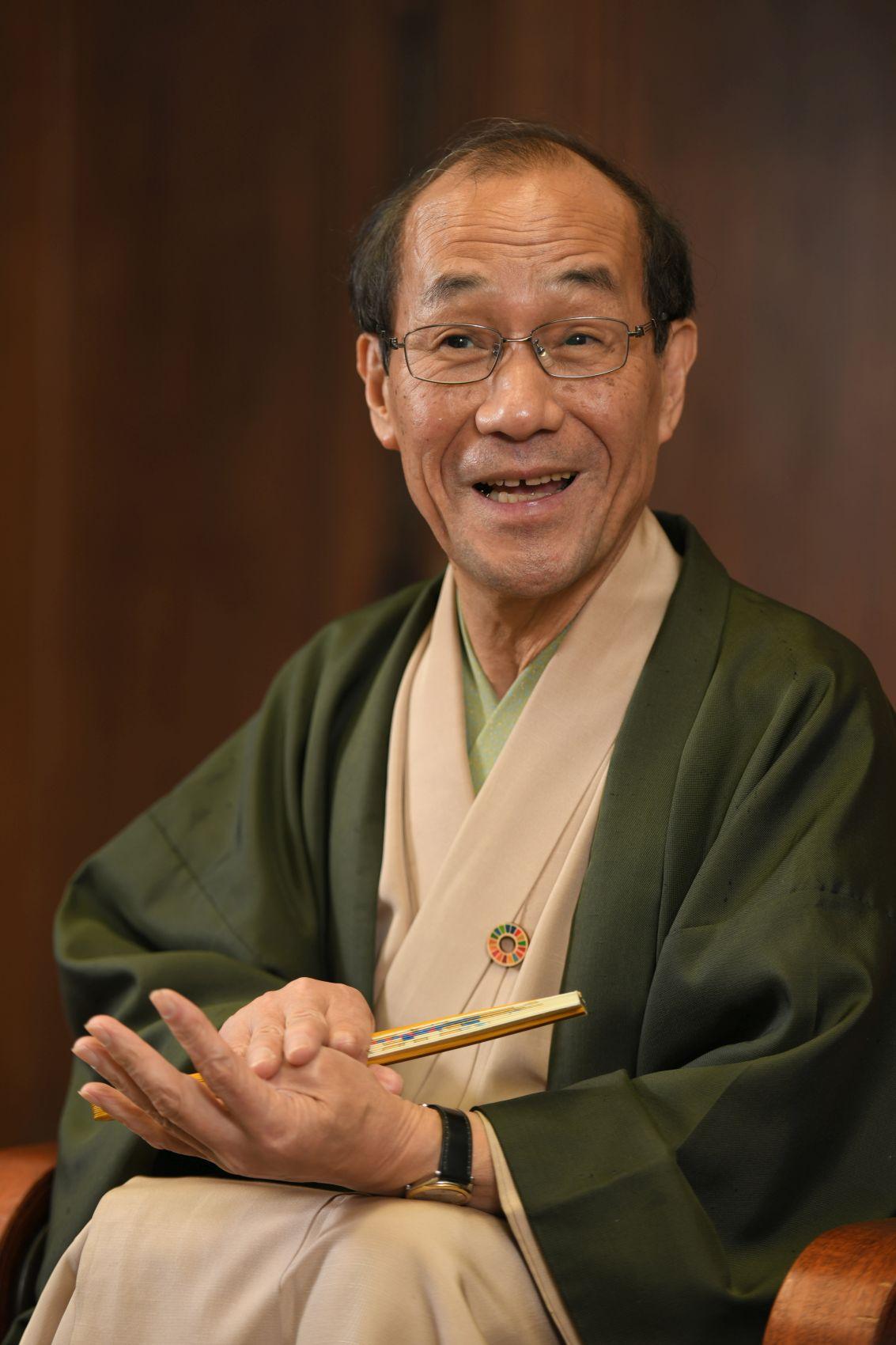 Japan Interview Kyoto Mayor DAISAKU KADOKAWA 014