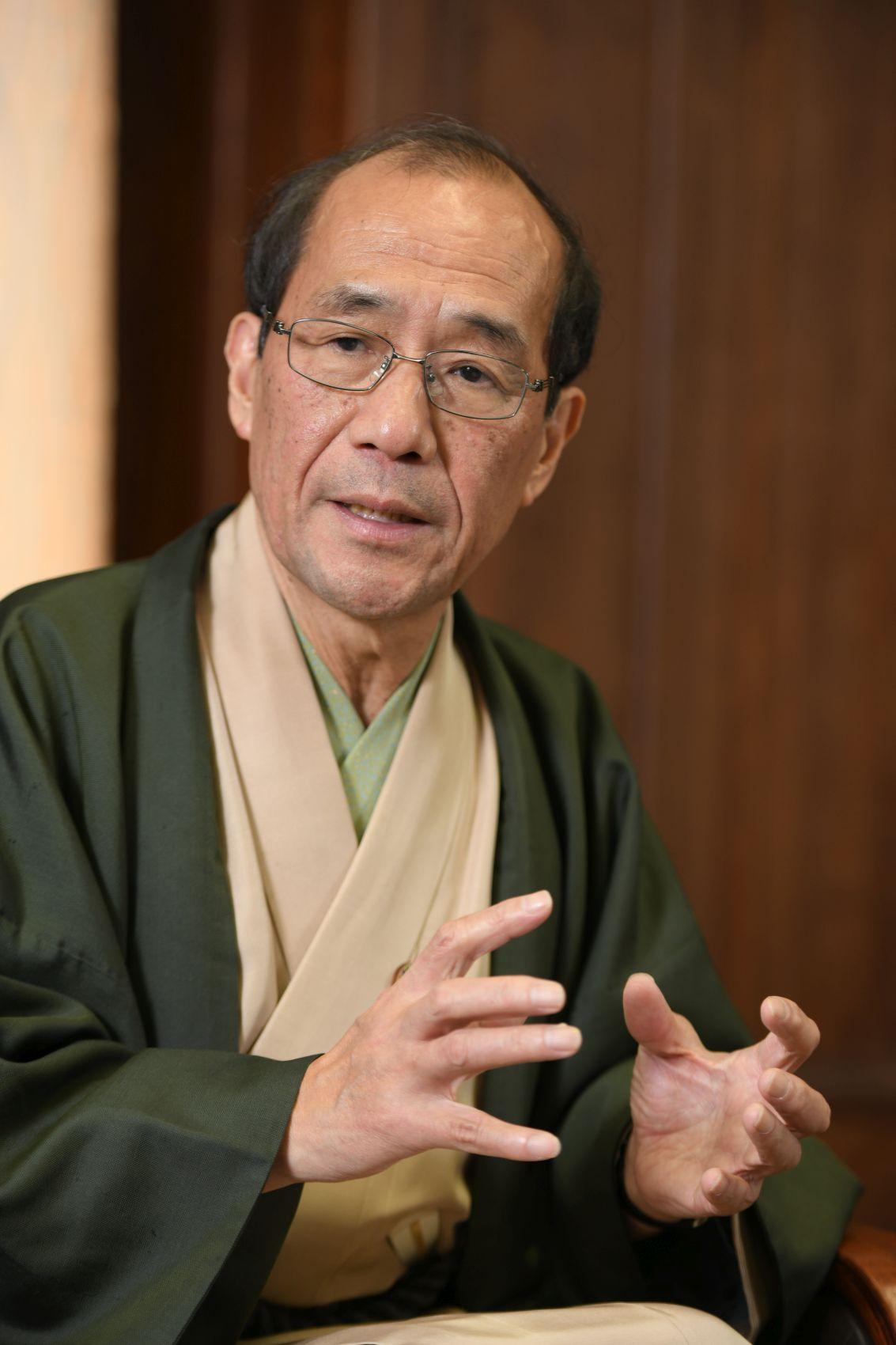 Japan Interview Kyoto Mayor DAISAKU KADOKAWA 017