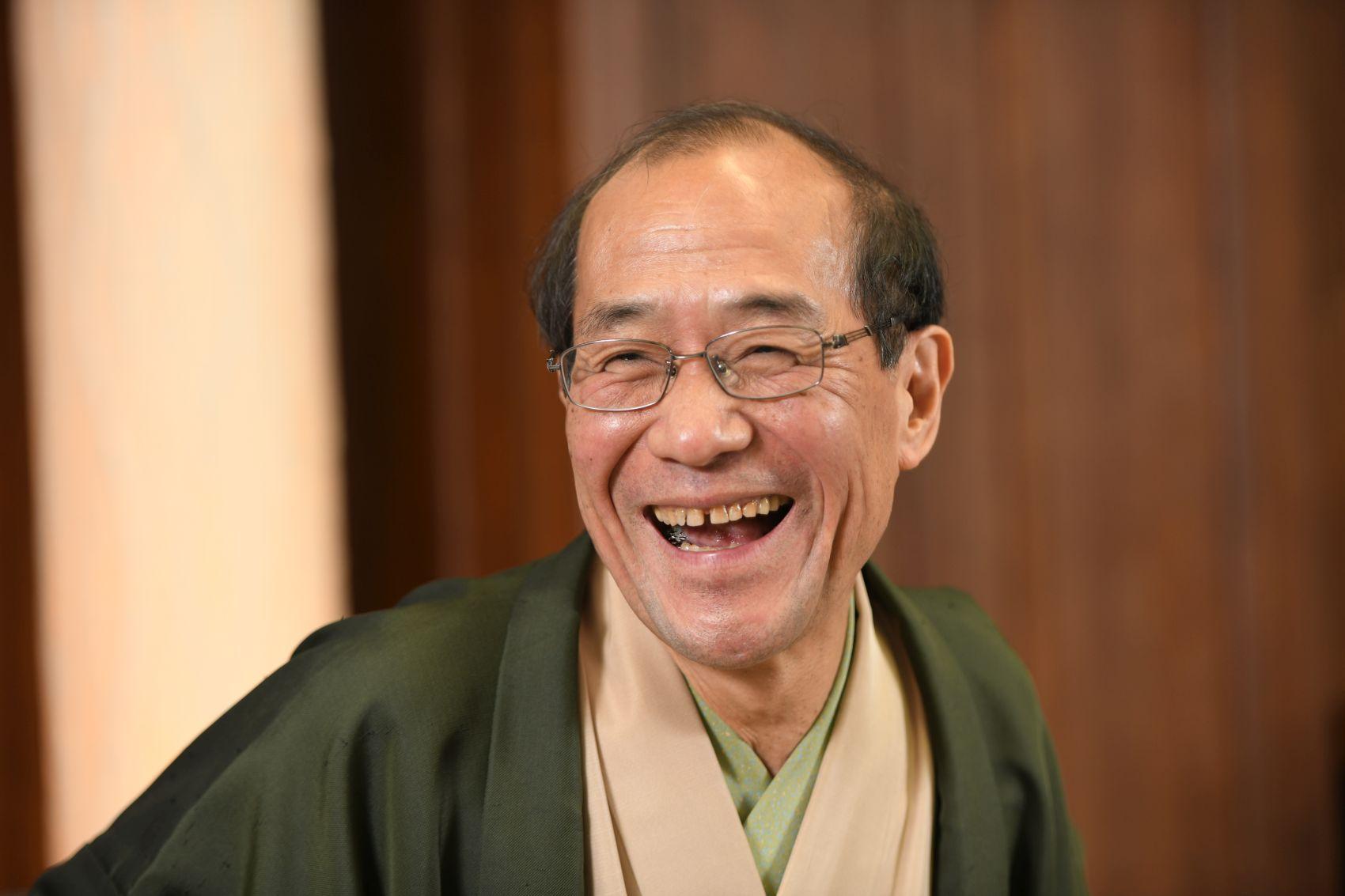 Japan Interview Kyoto Mayor DAISAKU KADOKAWA 021