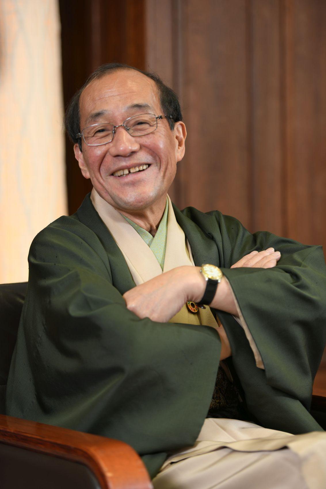 Japan Interview Kyoto Mayor DAISAKU KADOKAWA 022