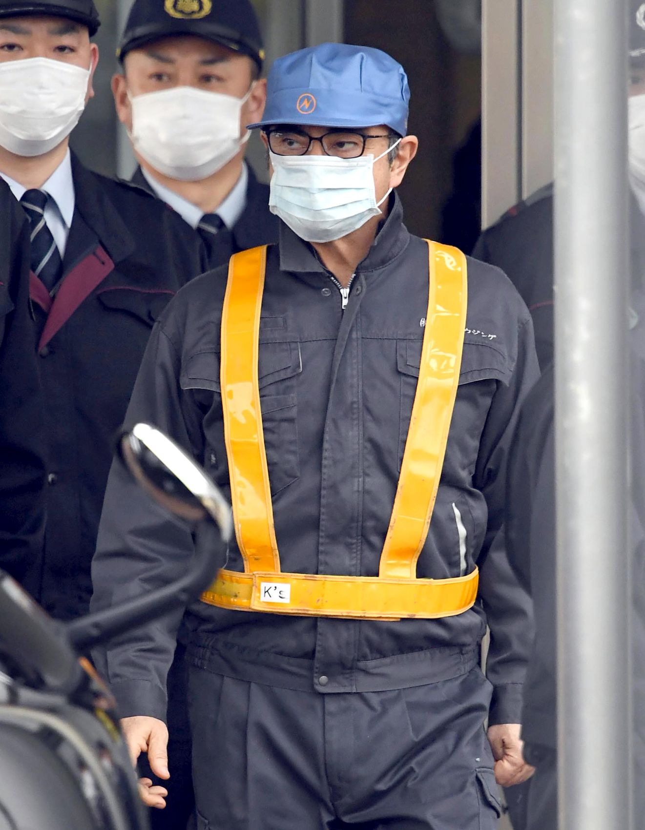 Japan Nissan Carlos Ghosn Released on Bail After Third Application 001