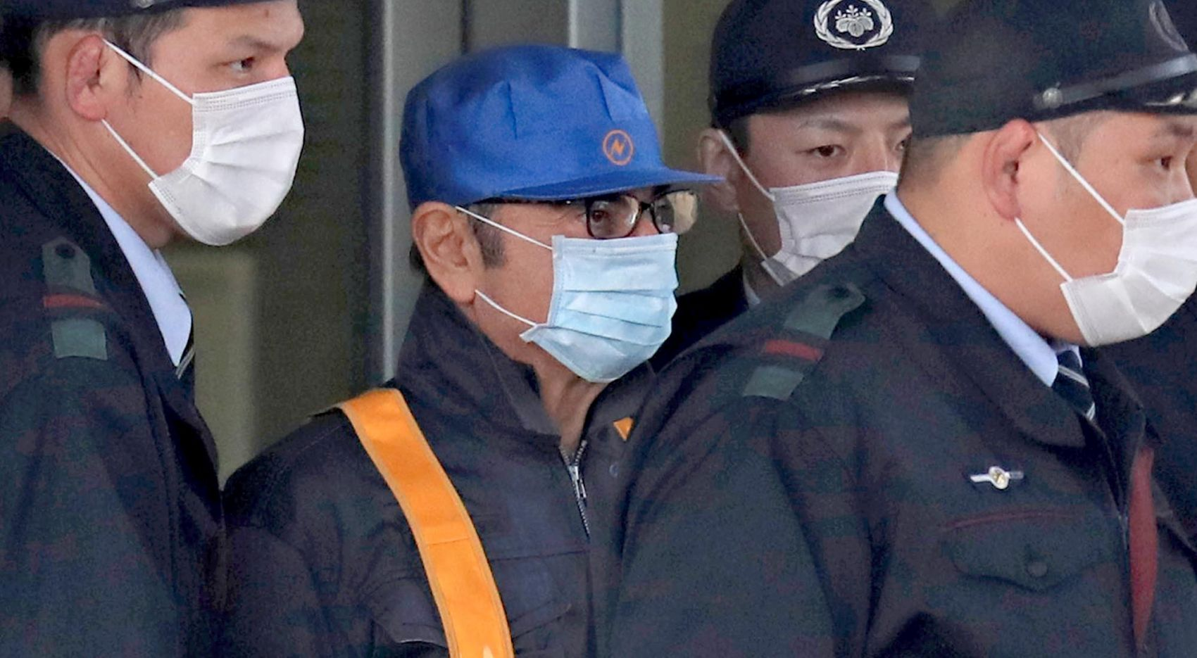Japan Nissan Carlos Ghosn Released on Bail After Third Application 002
