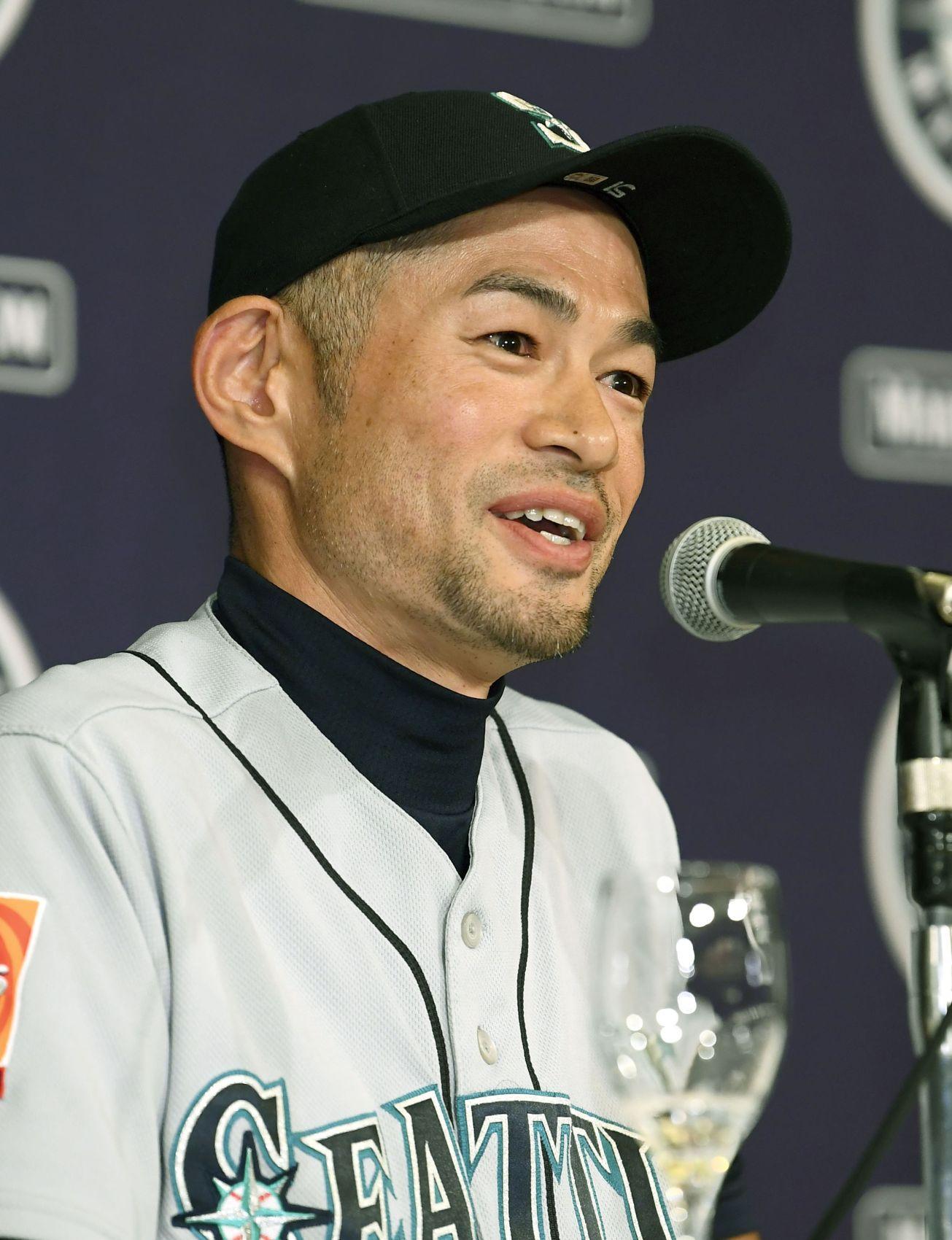 MBL Japan Ichiro Suzuki Retiers 003