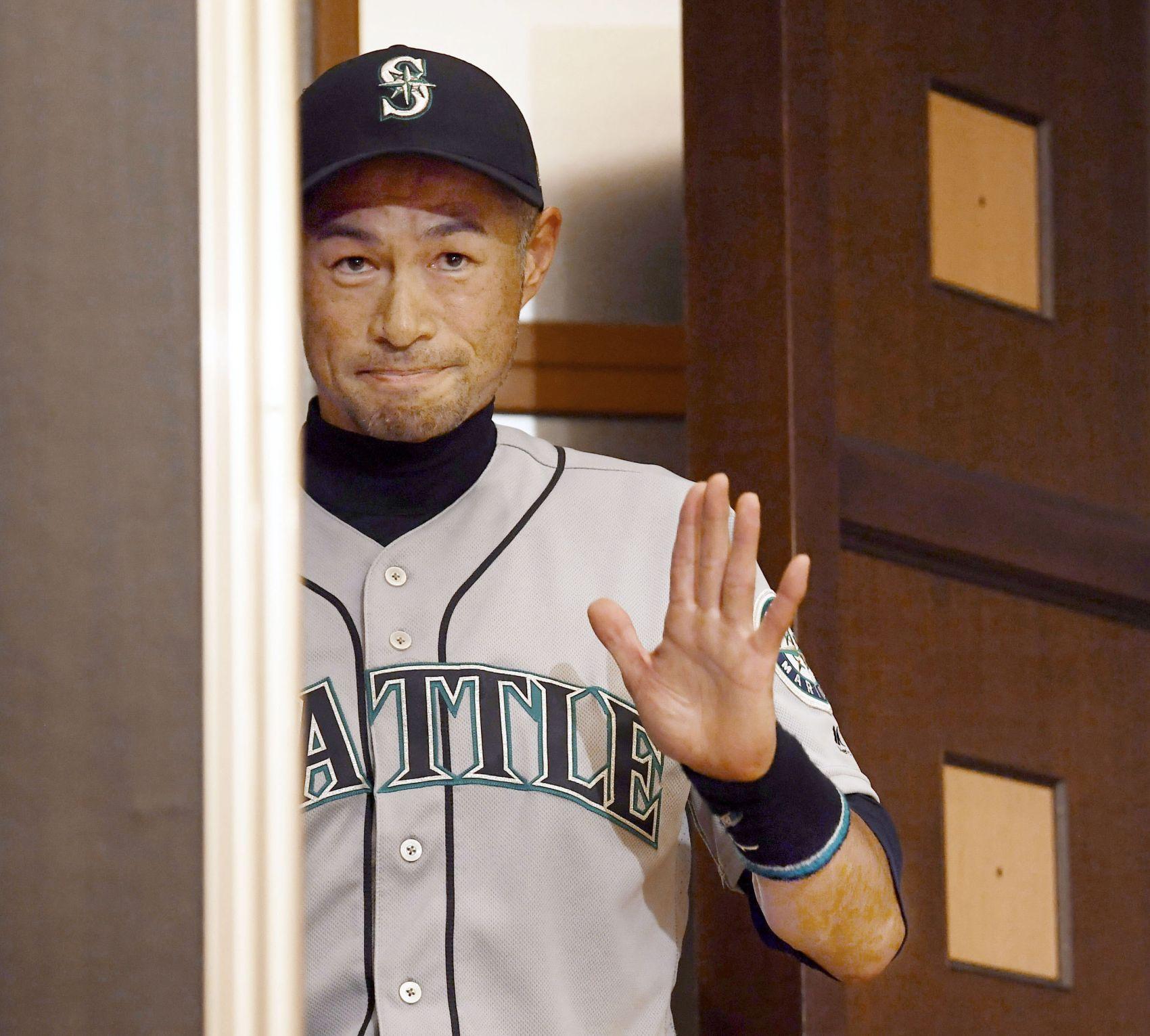MBL Japan Ichiro Suzuki Retiers 012