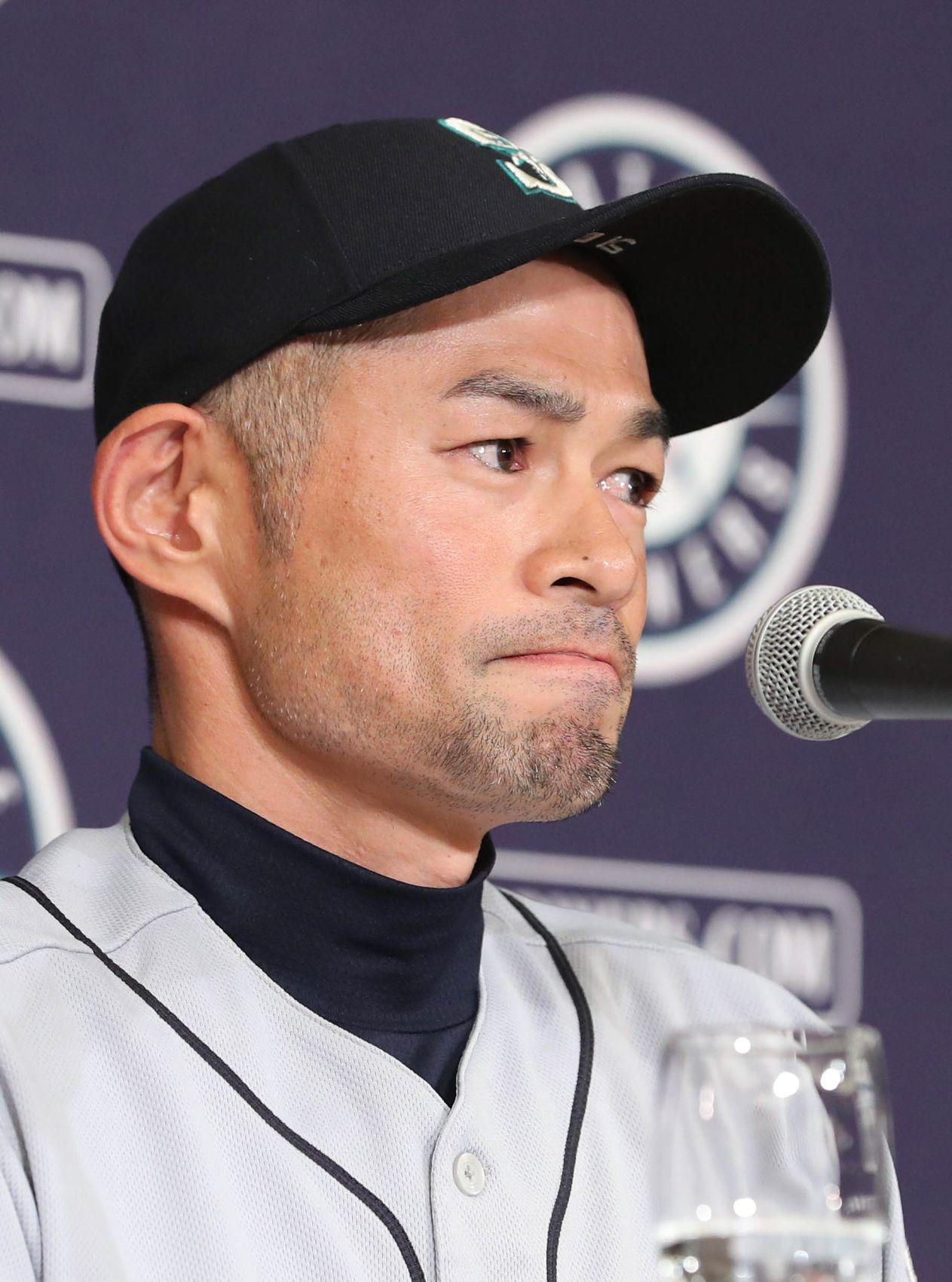 MBL Japan Ichiro Suzuki Retiers 014