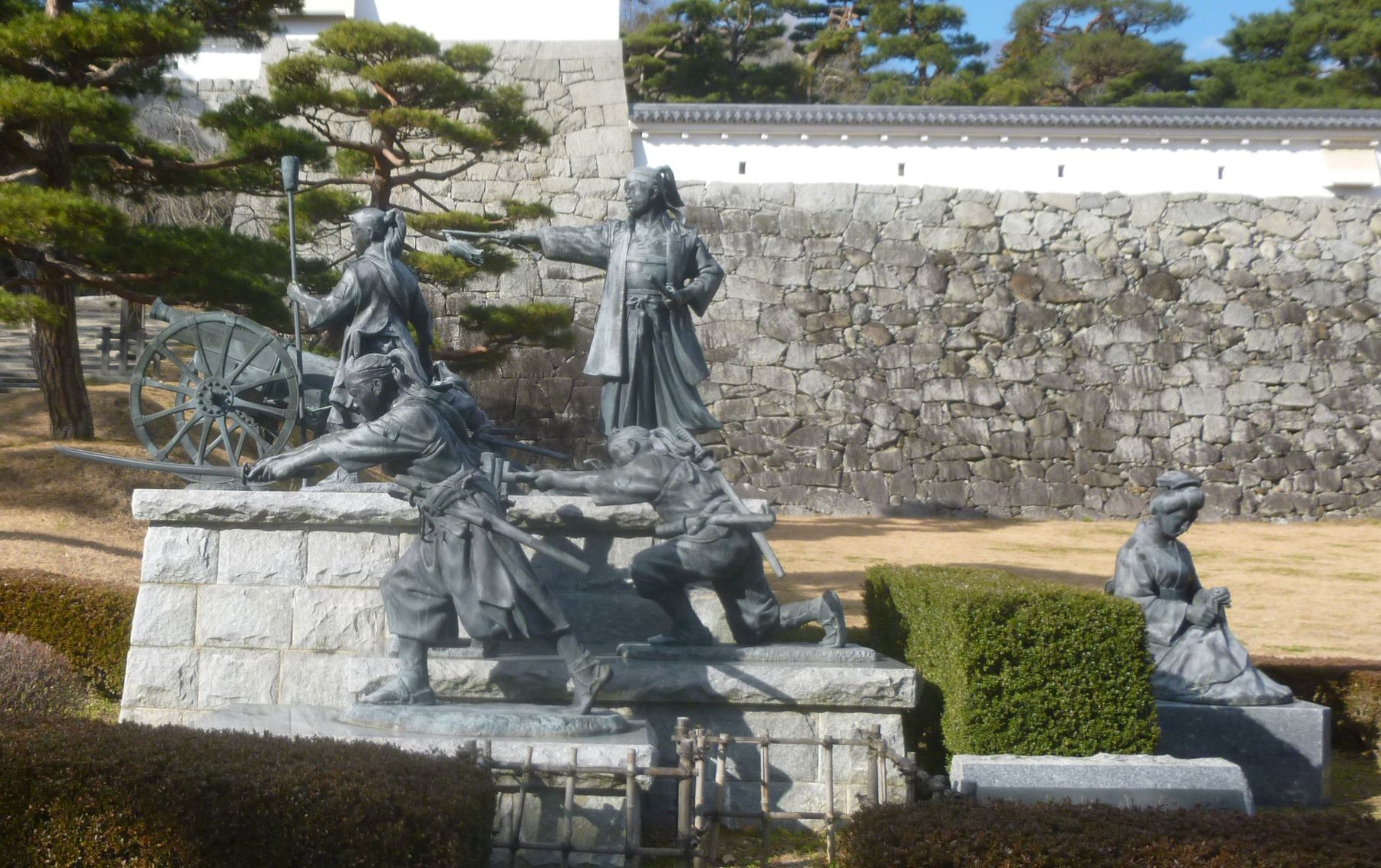 Samurai Spirit of Fukushima The Shonentai Youth Corps of Nihonmatsu Castle 012