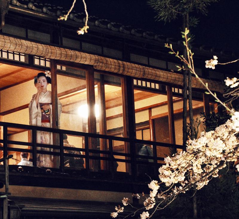'Maikosan in Kyoto'