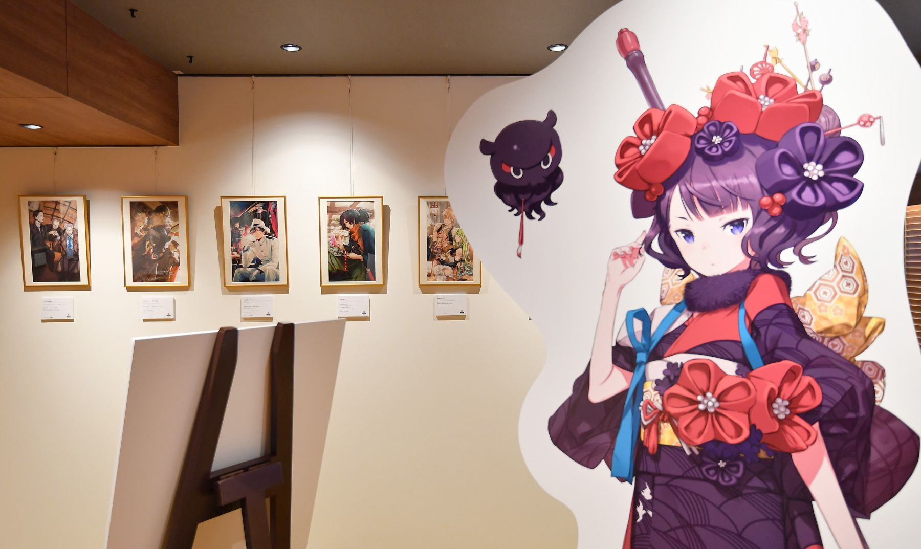 Japan Anime & Manga Market