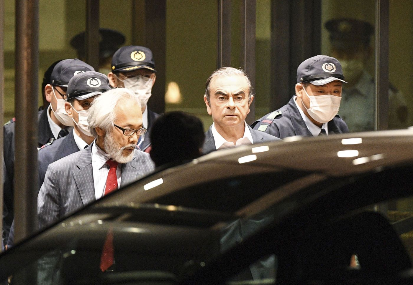 Japan Carlos Ghosn Released on Bail Once More 009