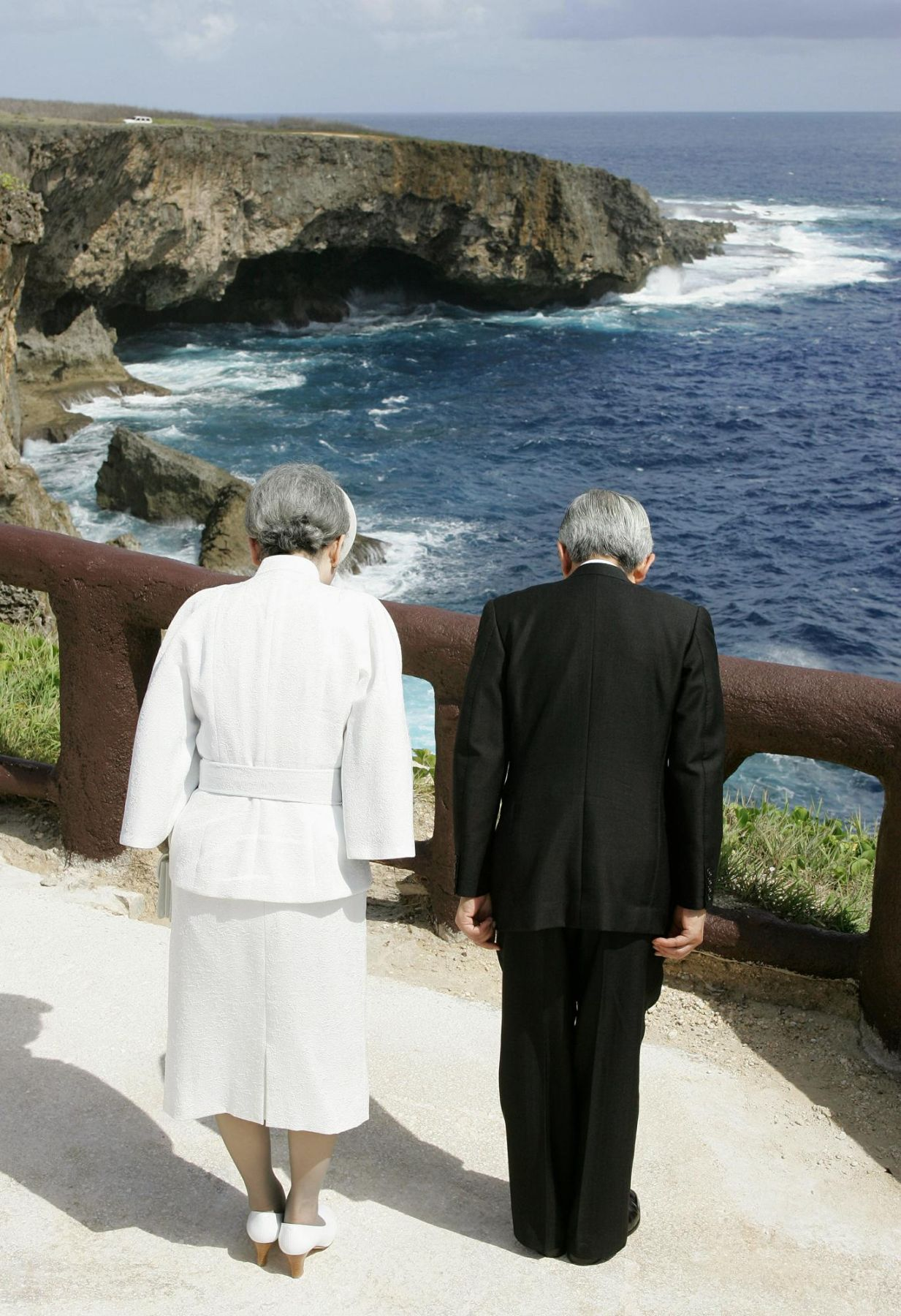 Japan Emperor Diplomacy Heisei Era 011