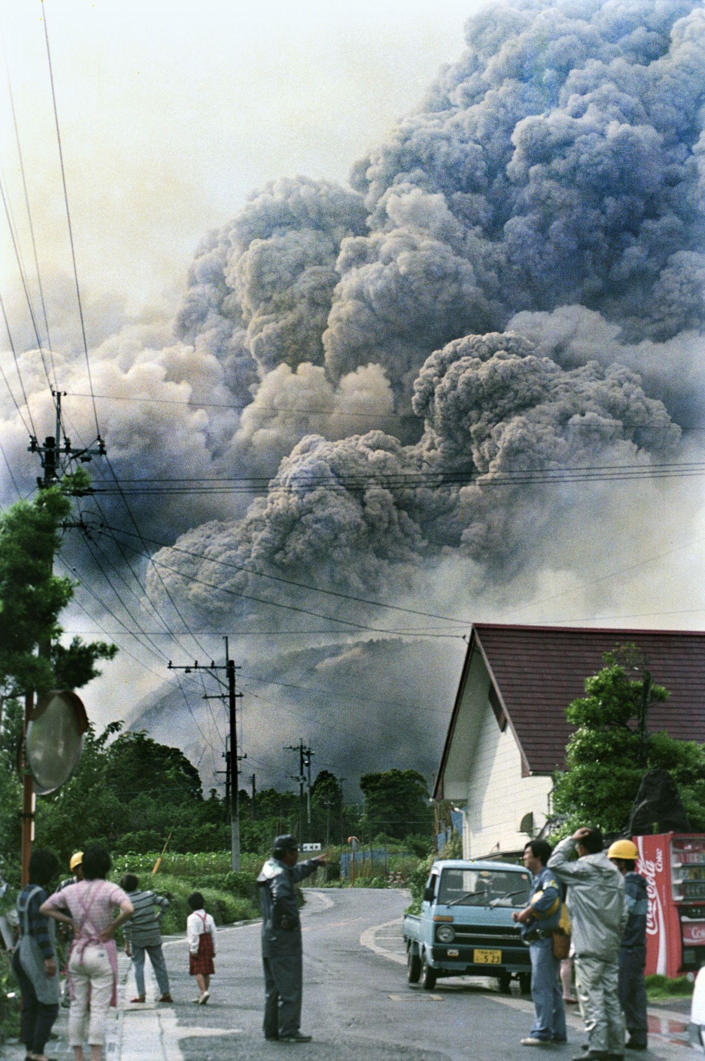 Japan Emperor Heisei Era Natural Disasters 009