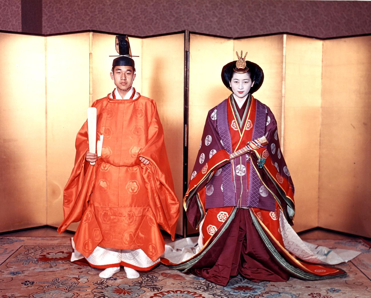 Japan Emperor from Showa to Heisei Era 006