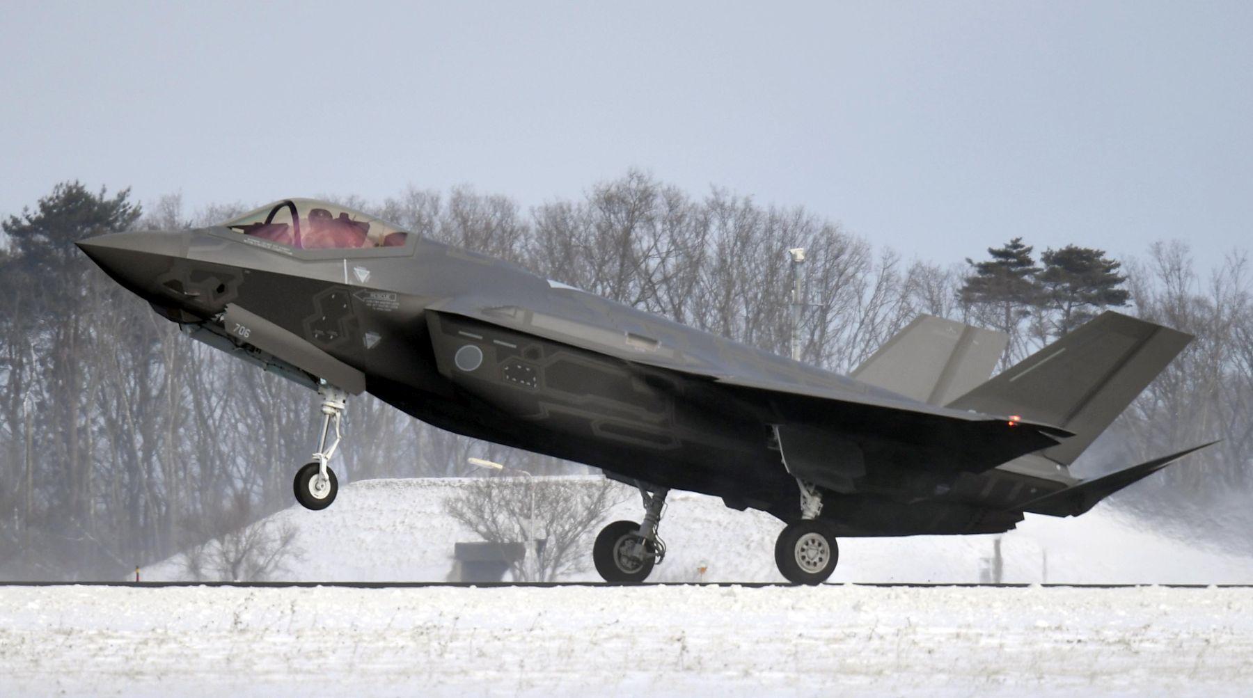 Japan F-35A Crash National Security 010