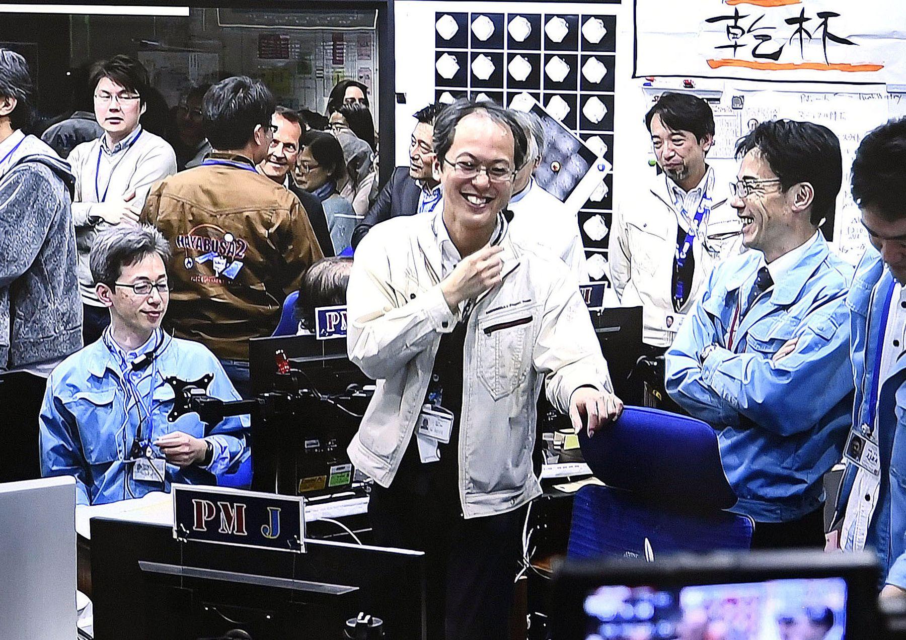 Japan Success of Hayabusa2 Mission 003