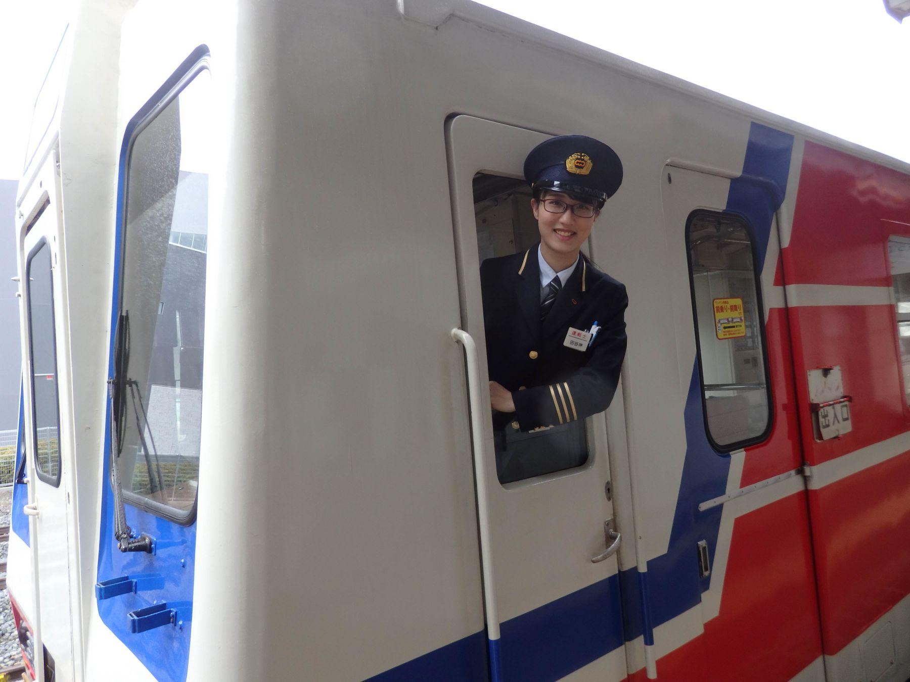 Japan Tsunami-Hit Sanriku Railway In Tohoku Resumes Full Operations After 8 Years 027
