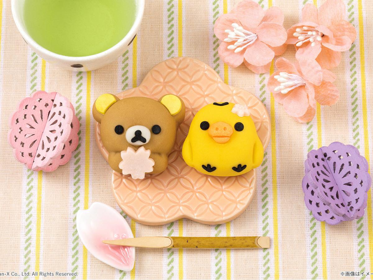 rilakkuma-sweets-sakura