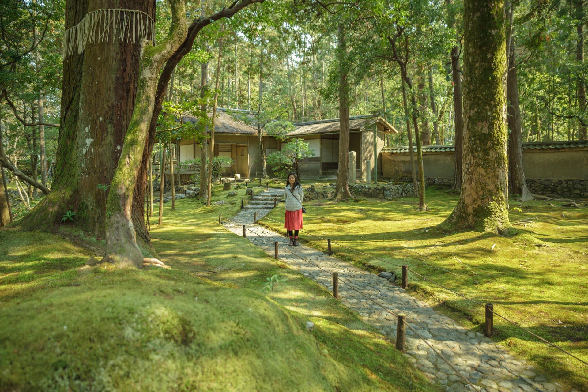 Visiting Koke-Dera, Kyoto's Moss Temple