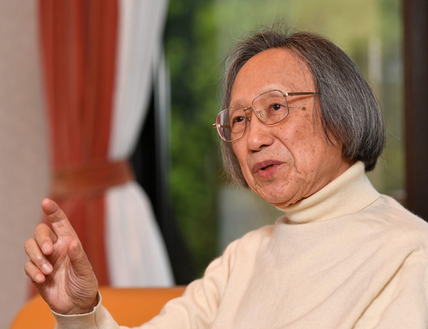 Interview with Manyoshu Expert Susumu Nakanishi