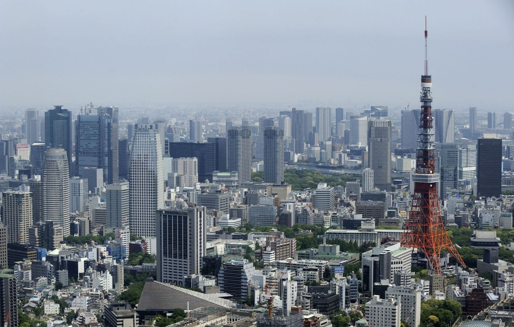 Japan's Economy and the Heart of Tokyo