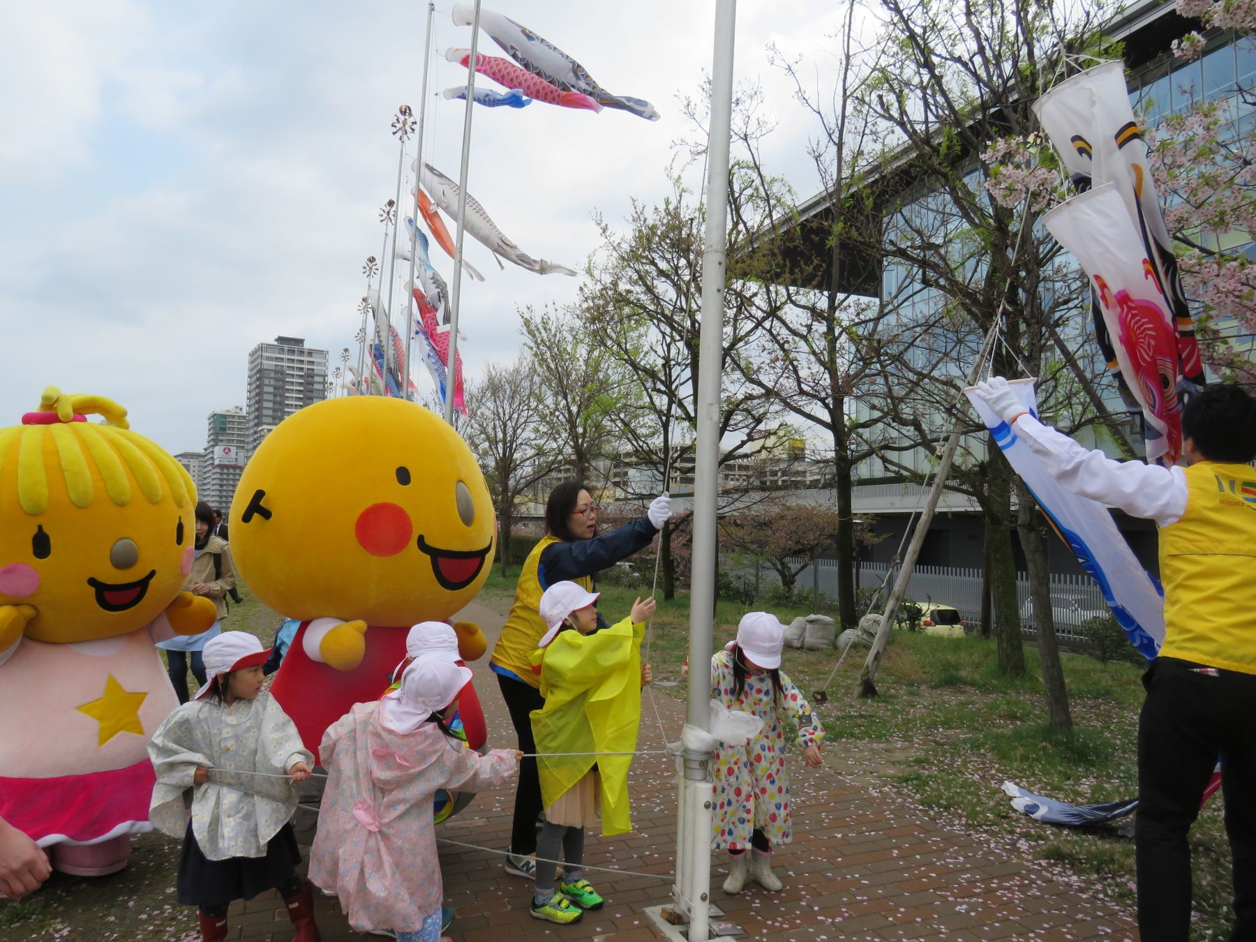 Japan Nursery School AI Robots 016