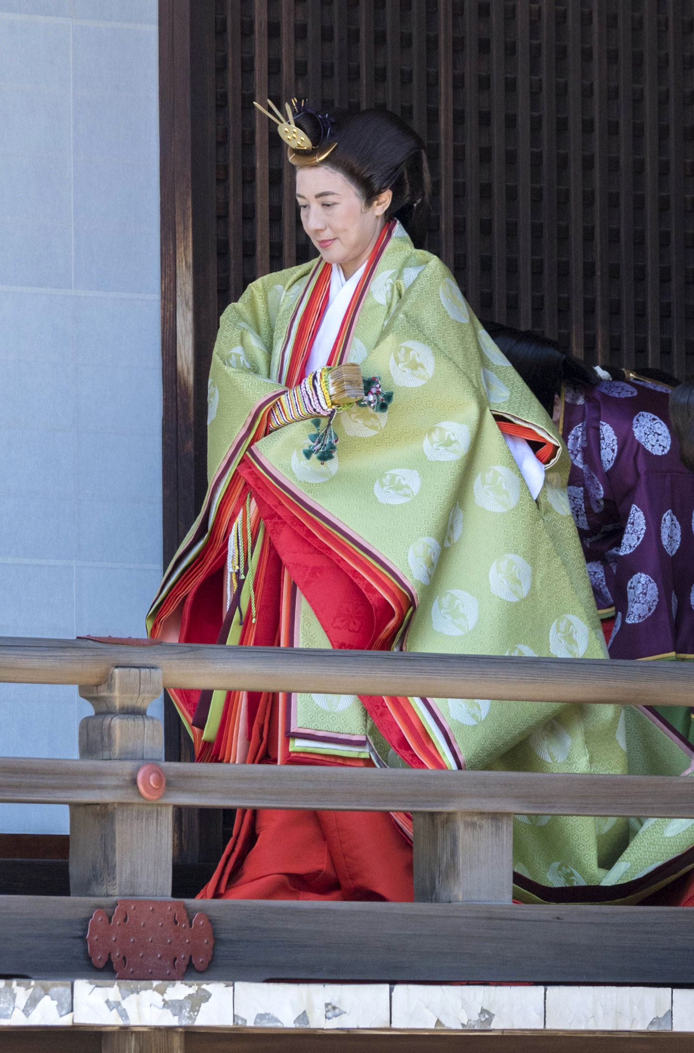 Japan Reiwa Era Emperor Naruhito and Empress Masako 007