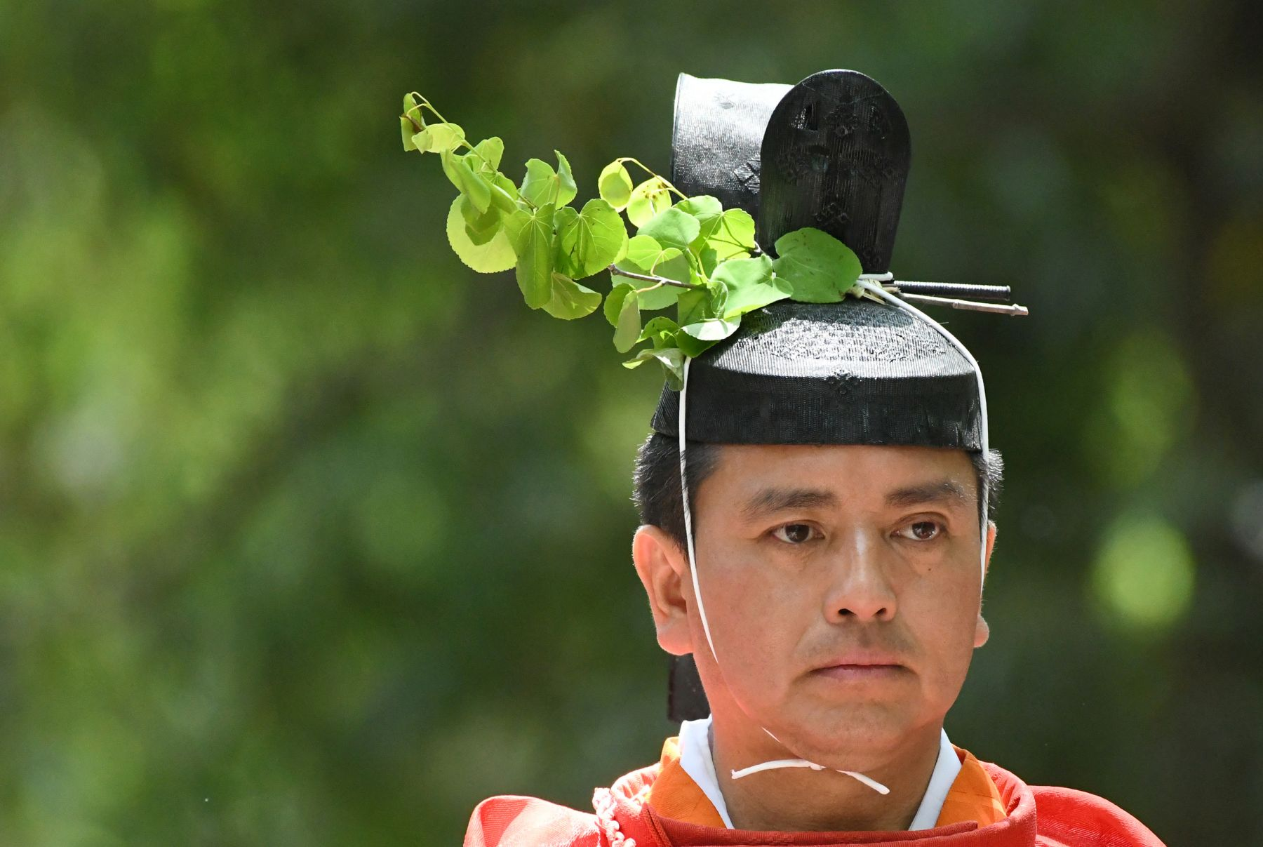 Kyoto's Colorful Traditions on Display at First Aoi Matsuri of Reiwa Era