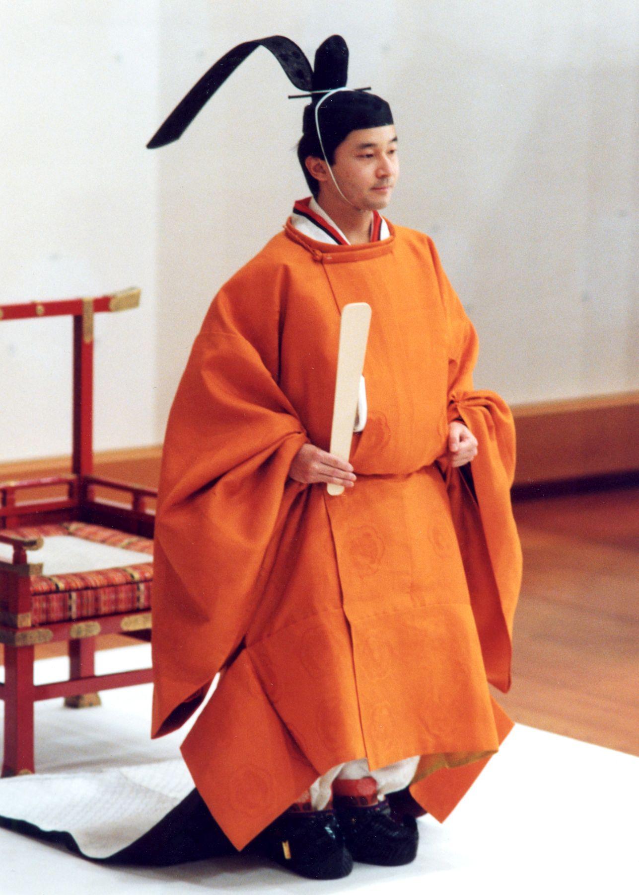 Meet the Reiwa Emperor Naruhito Japan