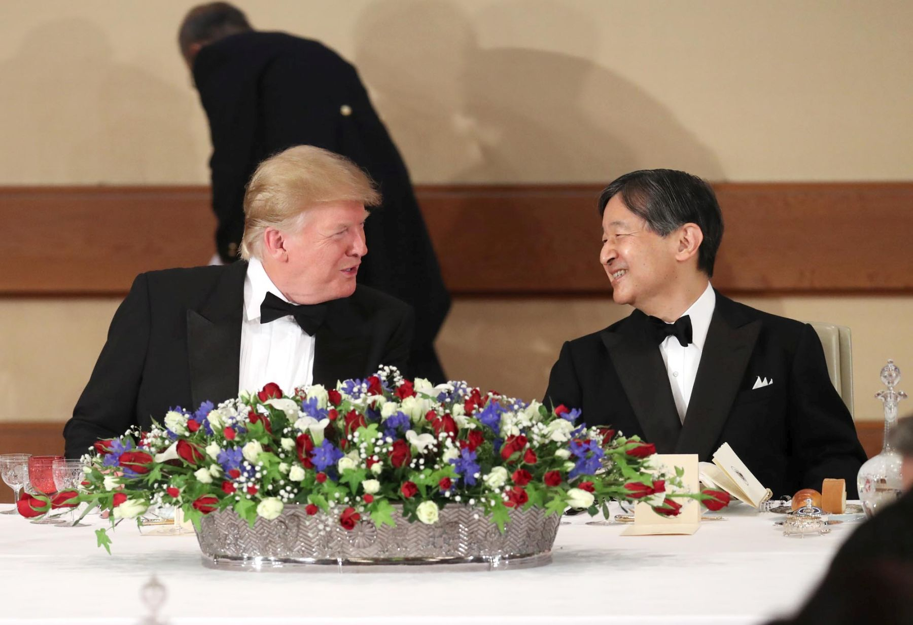U.S. President Trump Visit to Japan
