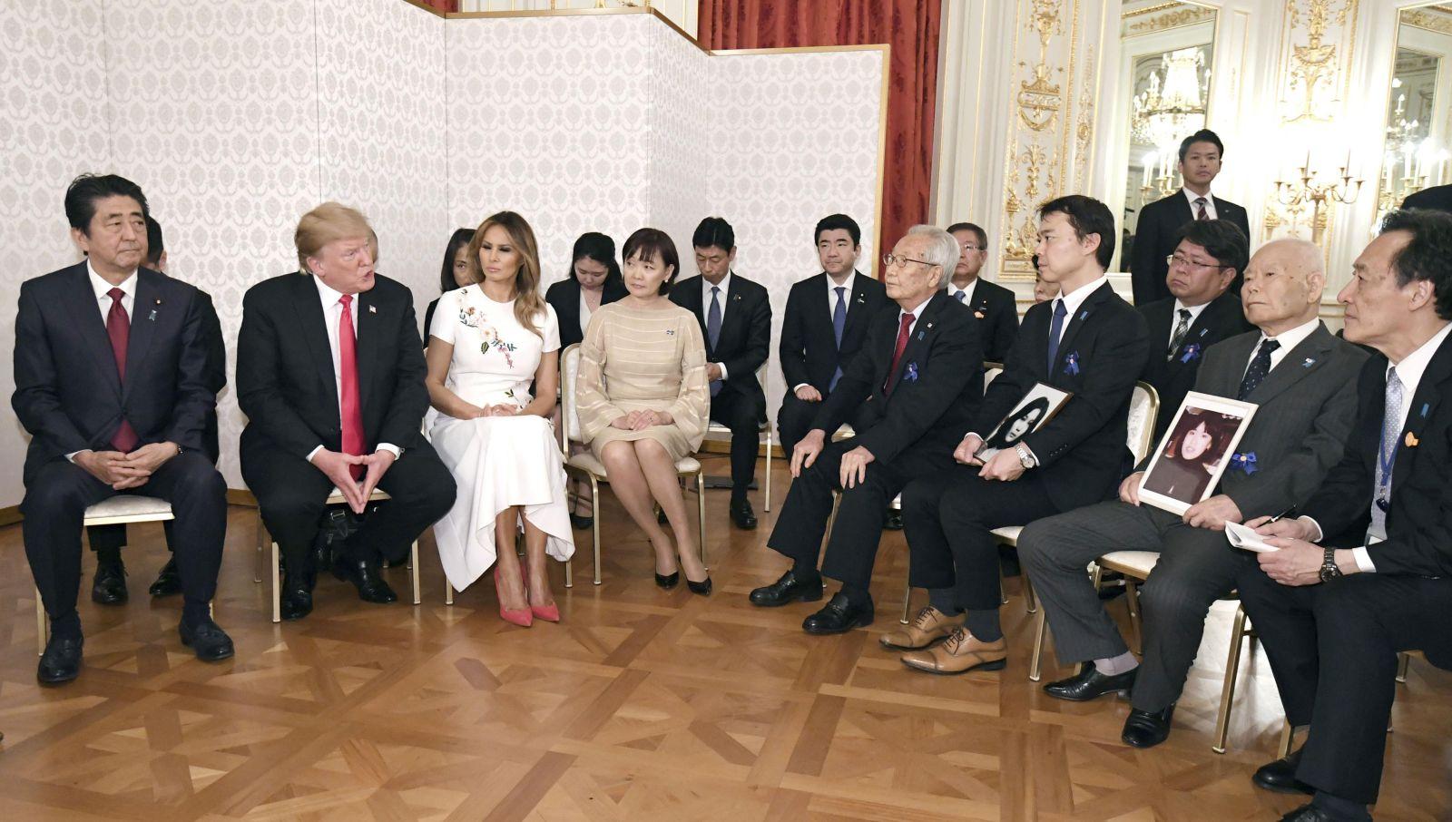 U.S. President Trump Visit to Japan Reiwa Era 024