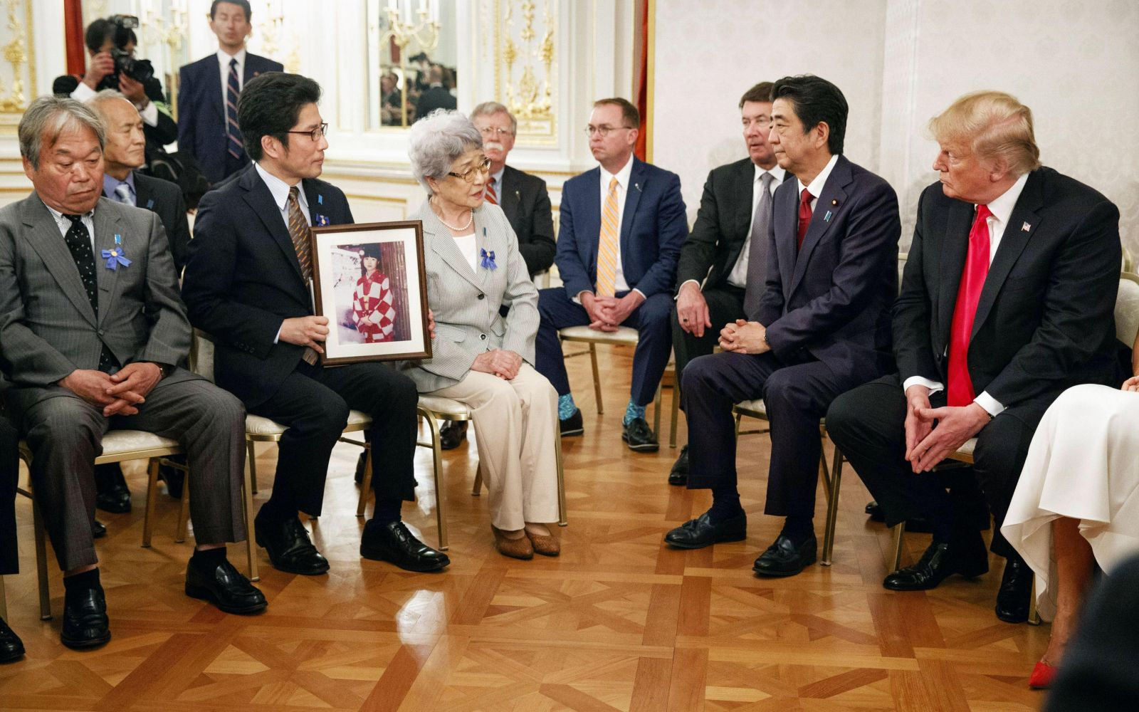 U.S. President Trump Visit to Japan Reiwa Era 025