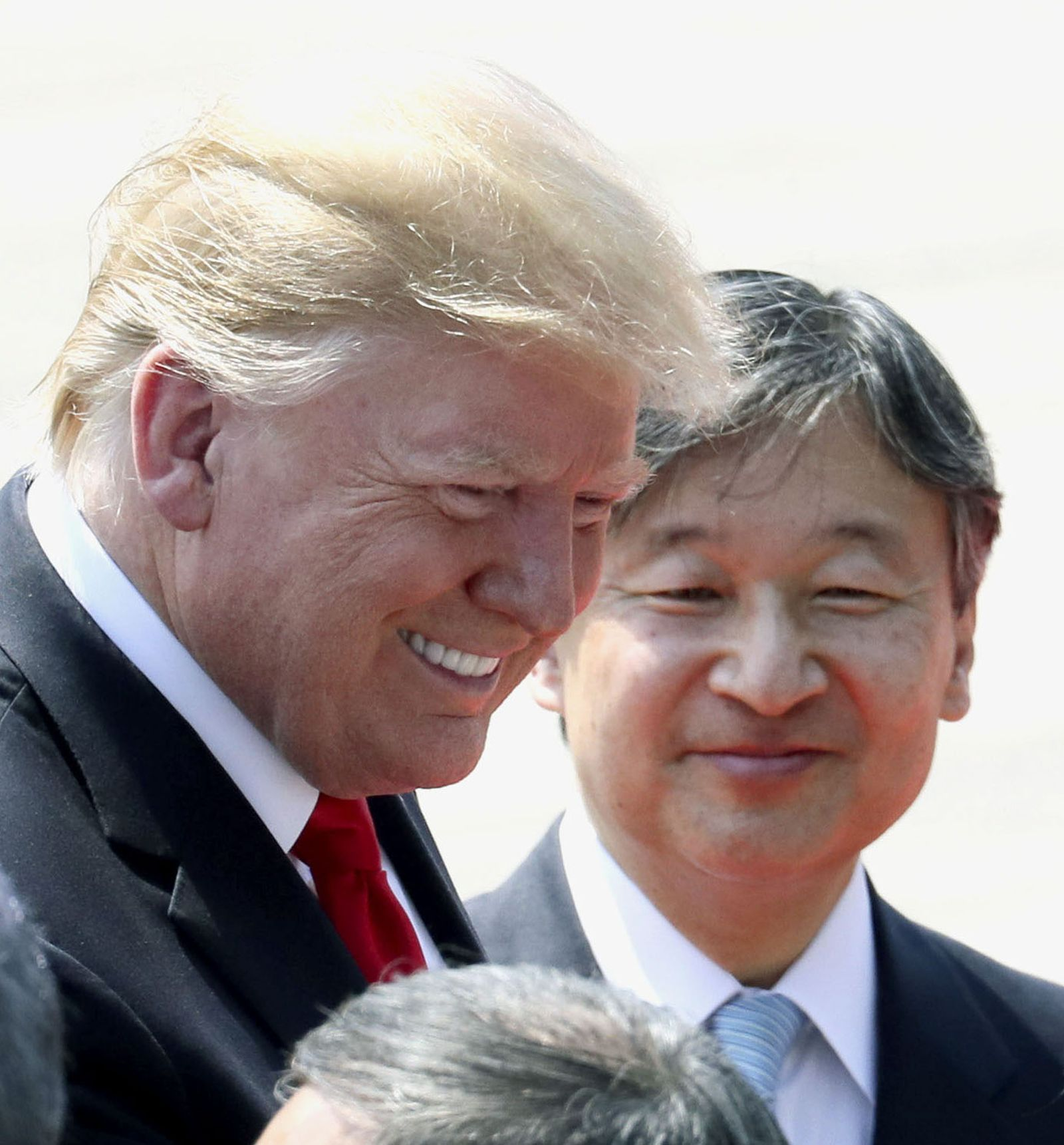 U.S. President Trump Visit to Japan Reiwa Era 049