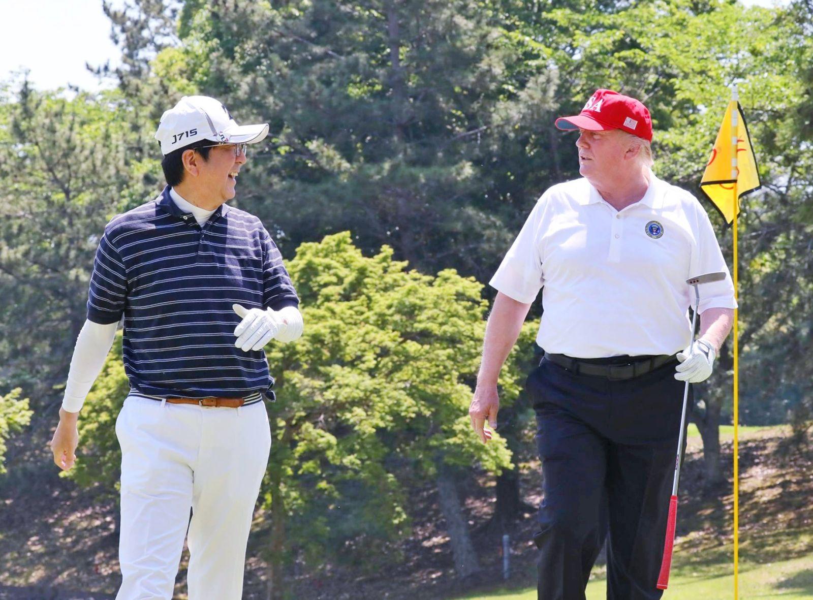 U.S. President Trump Visit to Japan Reiwa Era 060